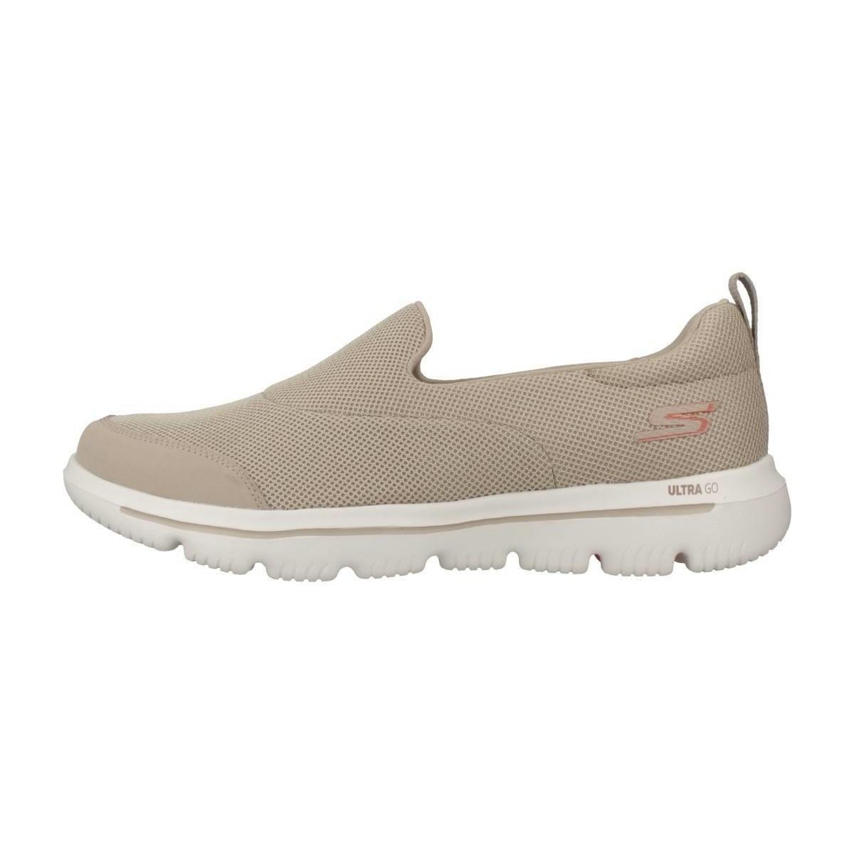 1fb629464254 Skechers - Natural Go Walk Evolution Ultra Reac Women s Shoes (trainers) In  Beige -. View fullscreen