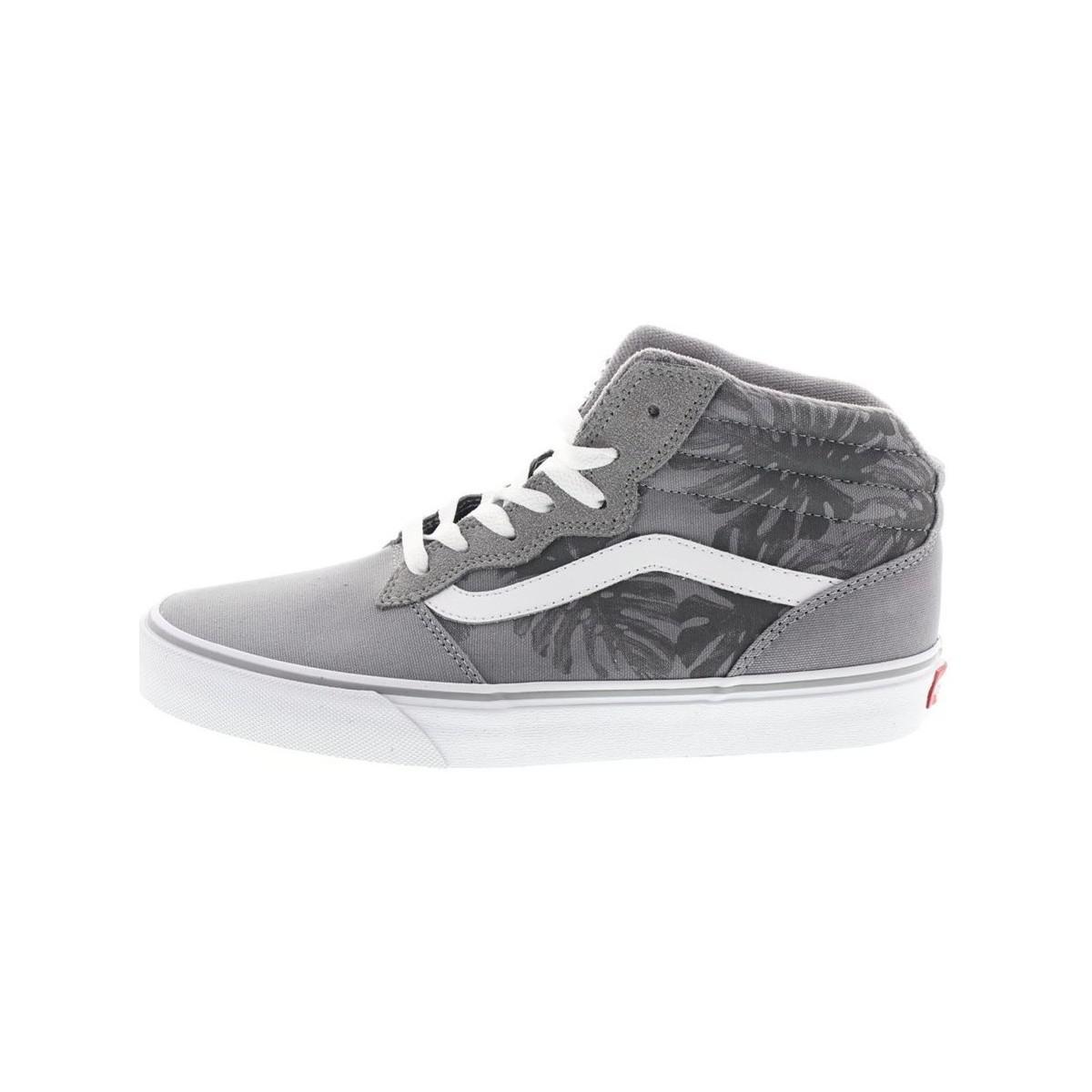 720b96287da359 Vans 187 B Milton High Men s Shoes (high-top Trainers) In ...