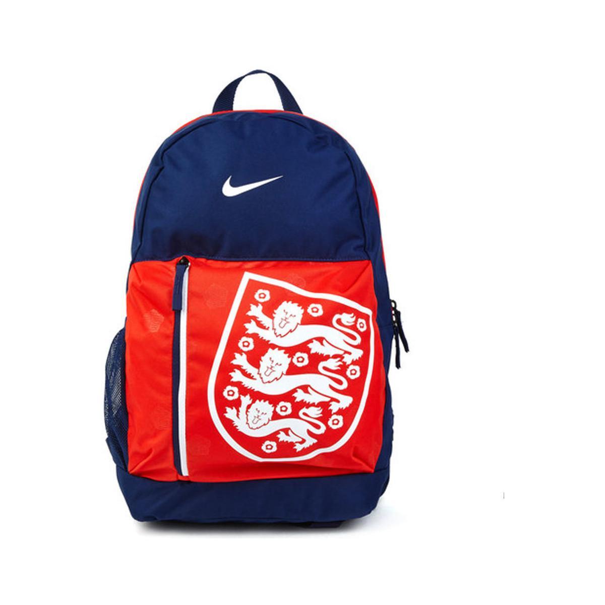 e9427c58f9f0 Nike 2018-2019 England Stadiumpack Men s Backpack In Blue in Blue ...