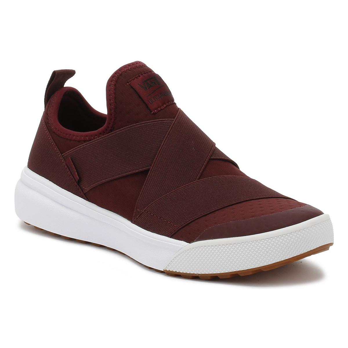 2f76a6db88539e Vans. Port Royale Burgundy Ultrarange Gore Trainers Women s Slip-ons ...
