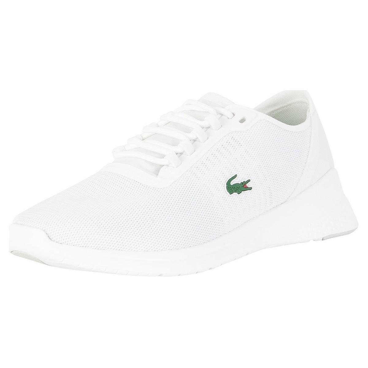 fa2649bf271b Men s Trainers Lacoste 4 118 Lt Shoes Fit trainers Spm White drBqY6rw