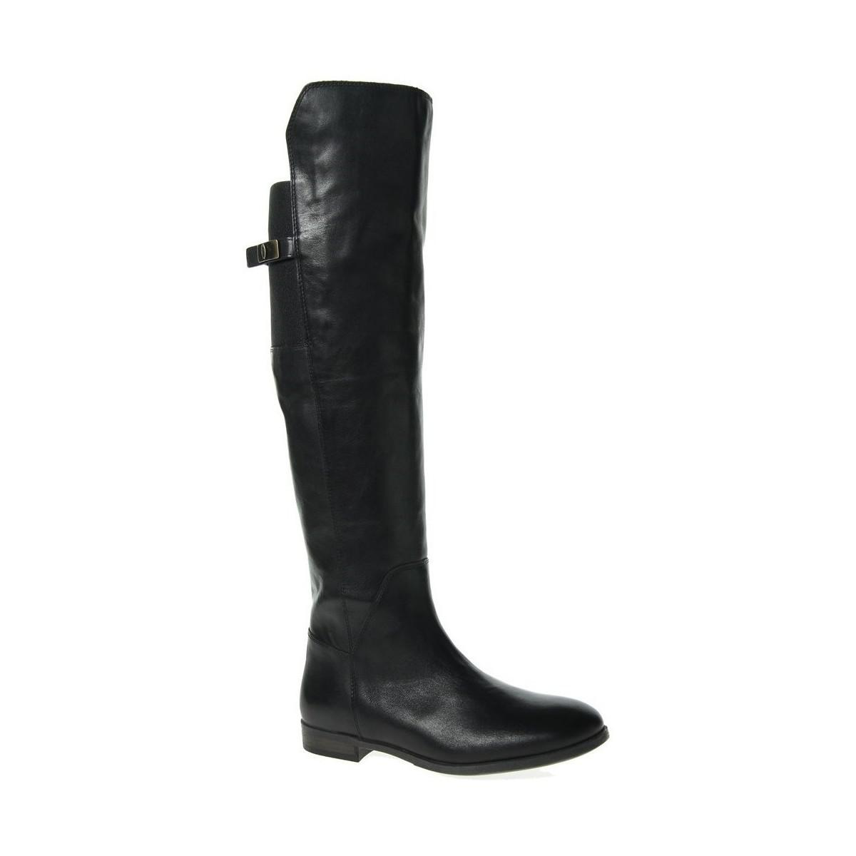 ee90b43ae Tommy Hilfiger Billie 11a Black Women s Boots In Multicolour in ...