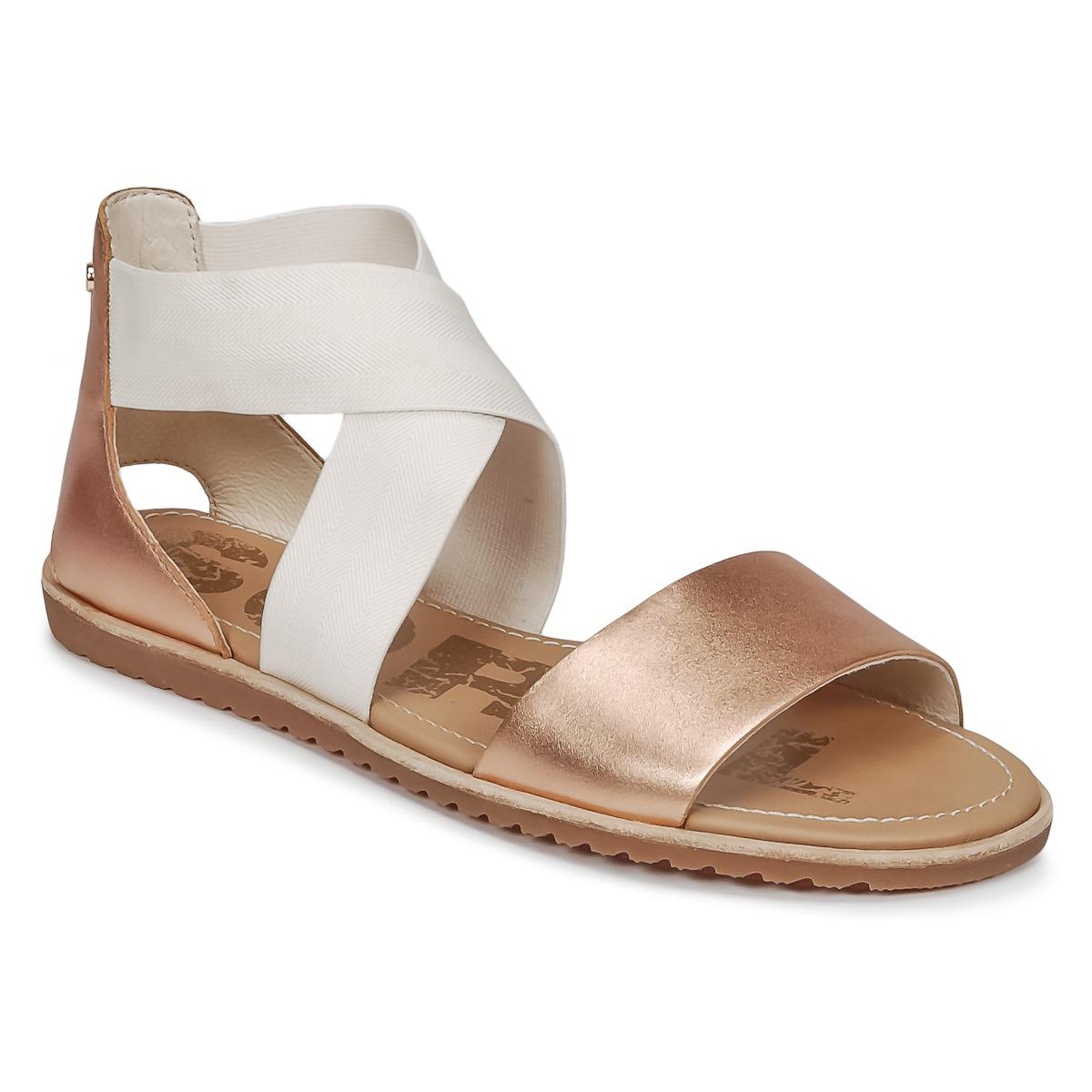 0d80696cbc3 Sorel Ellatm Sandal Women s Sandals In Beige in Natural - Save 51 ...