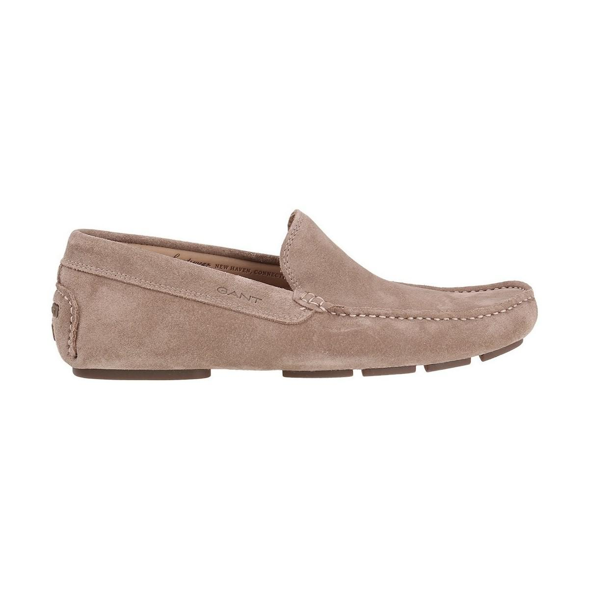 9ccb906ee5 GANT Austin Men's Loafers / Casual Shoes In Beige in Natural for Men ...