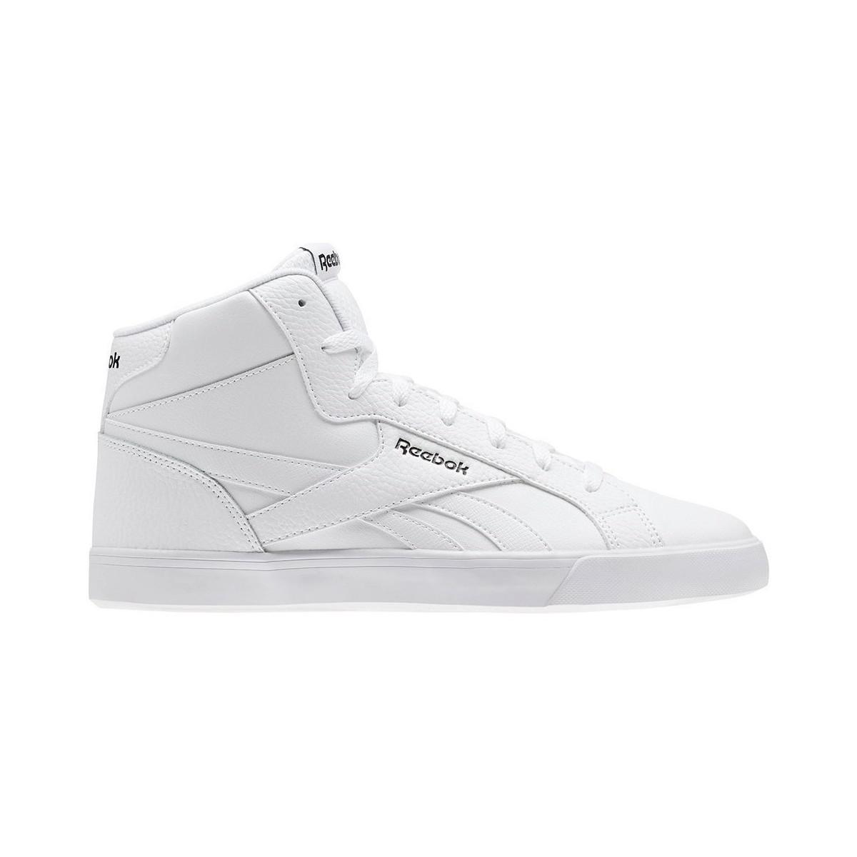 4967e84c818f high White Men s top Shoes Complete Royal Reebok 2ml Trainers In nqPXIz