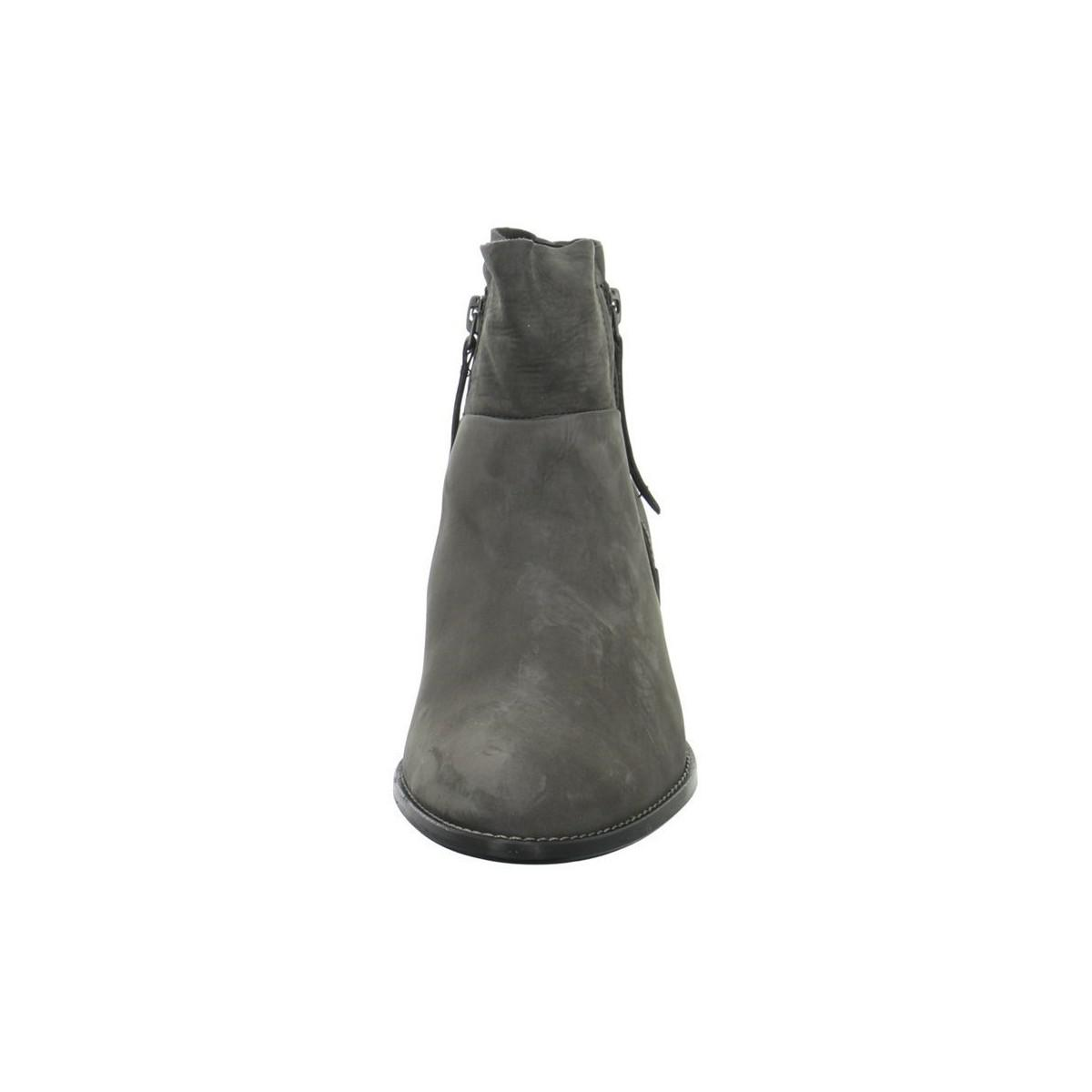Paul Women's Low 9151011 Green Grey Boots Gray In Ankle Lyst HrwTHExCq