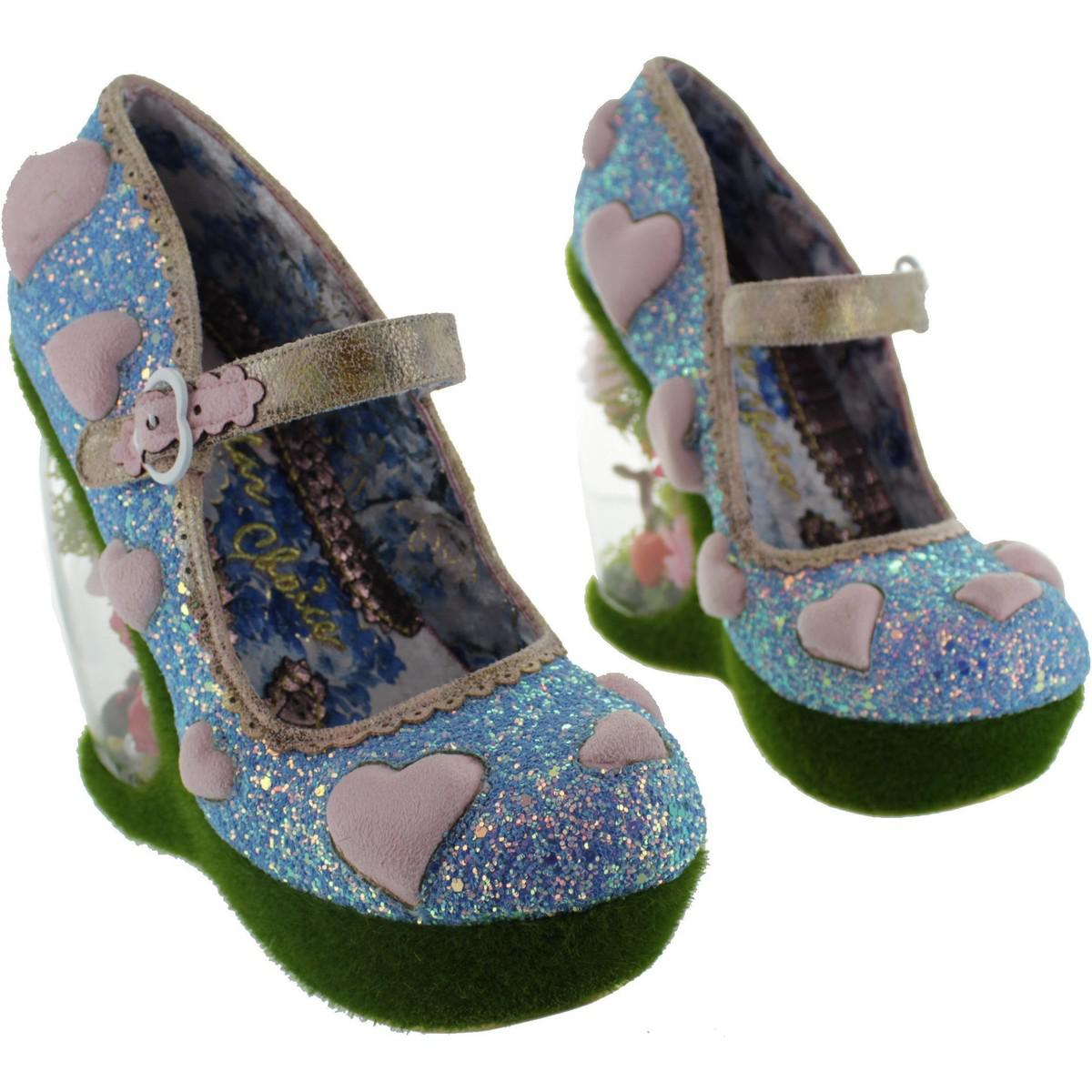 Irregular Choice FORBURY GARDENS women's Court Shoes in Discount Shop For Outlet Locations For Sale egecMX