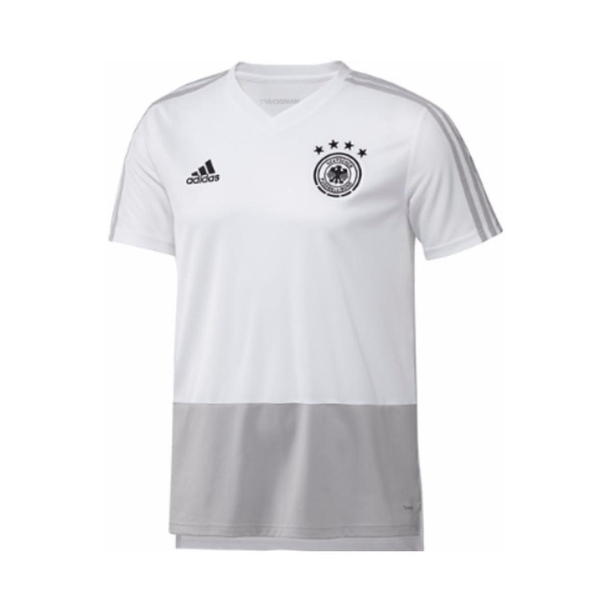 adidas 2018-2019 Germany Away Football Shirt  (Kids ) 80a107a8f