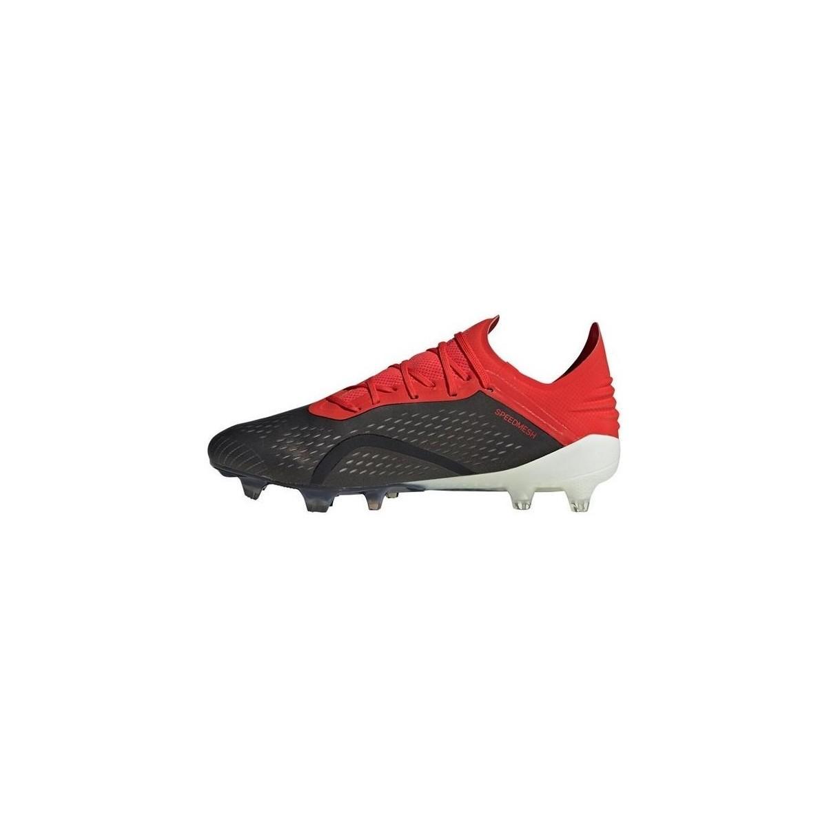 853b3b907d9 Adidas - X 181 Fg Men s Football Boots In Black for Men - Lyst. View  fullscreen