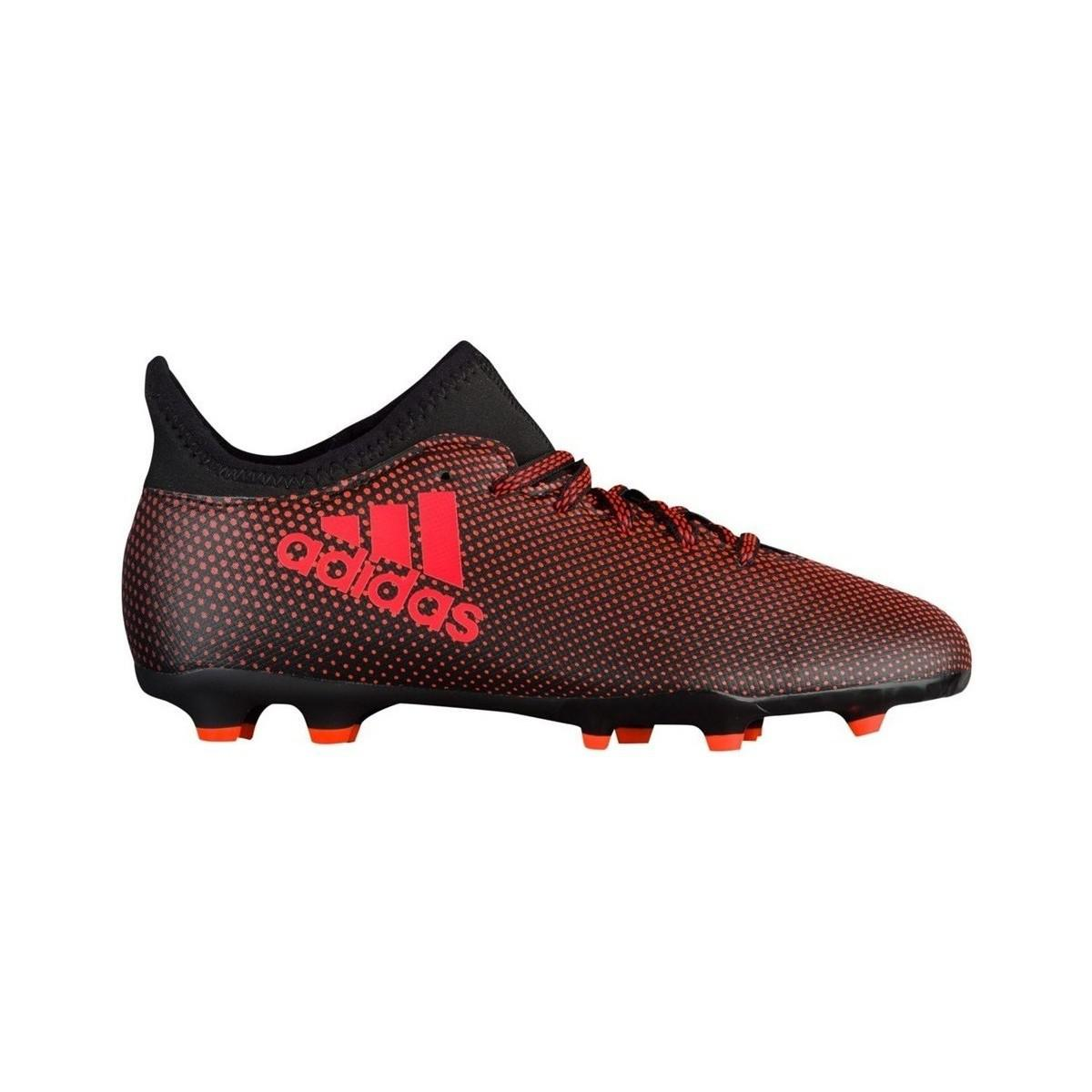 new concept aeed7 7a02a adidas. Men s X 173 Fg J Pyro Storm Boys s In Black