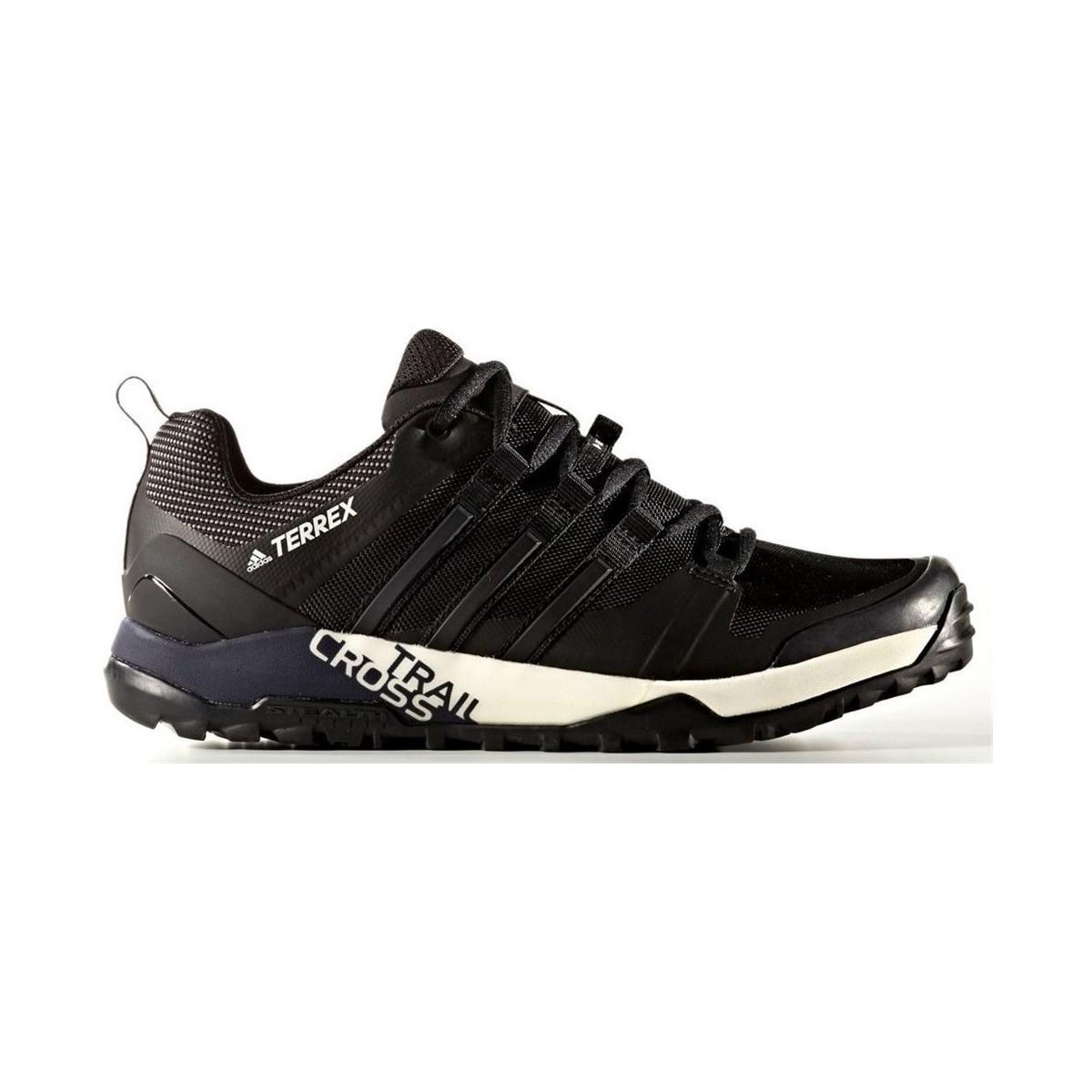 315b5e7325f9 adidas Terrex Trail Cross Sl Men s Shoes (trainers) In Black in ...