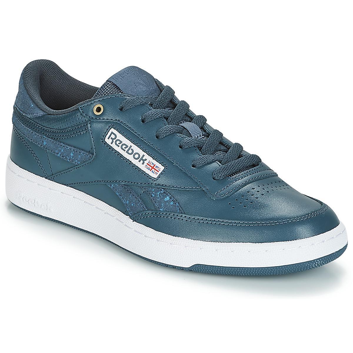 Reebok Revenge Plus Mu Men s Shoes (trainers) In Blue in Blue for ... 19e0edc12