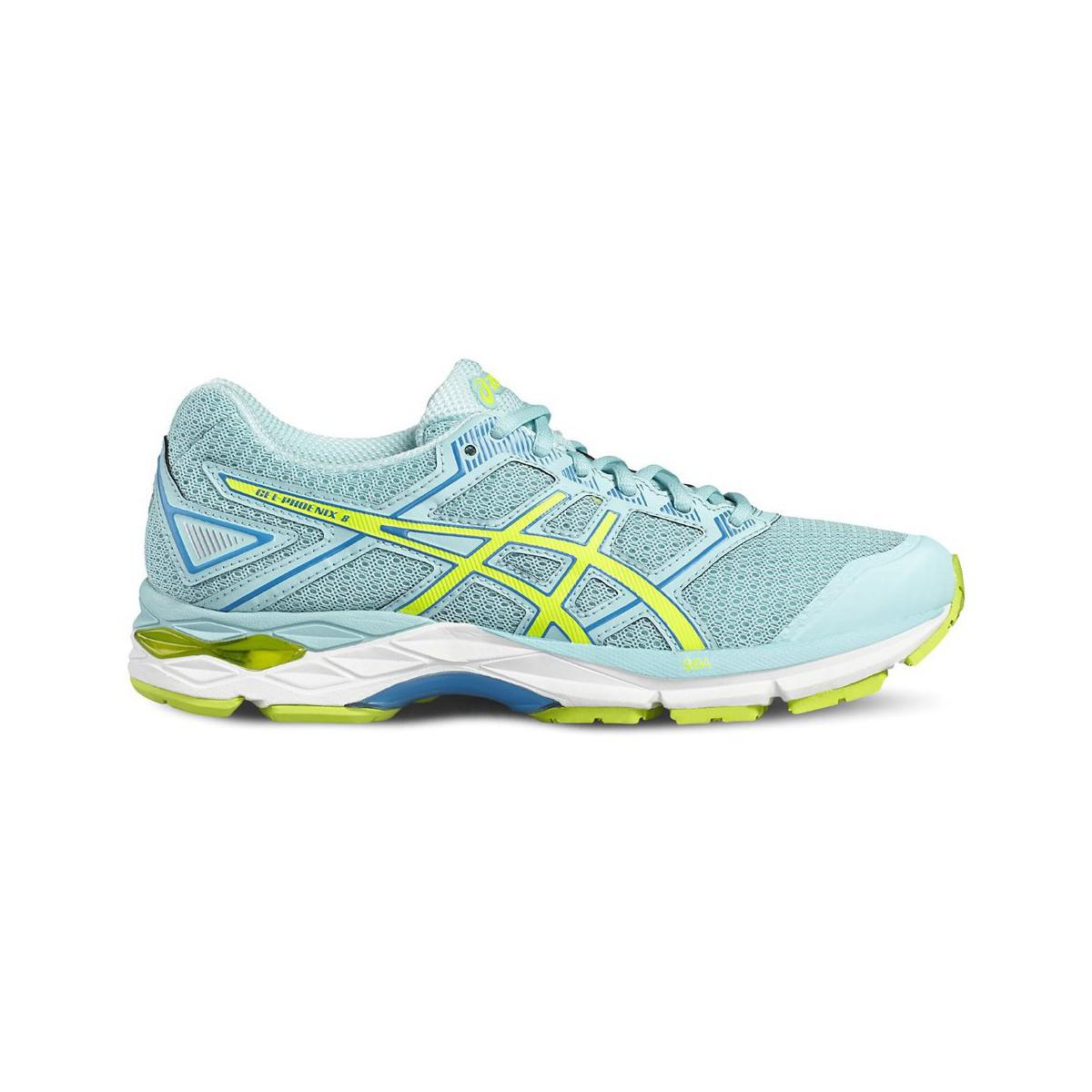 e20bc55612d7 Asics Gel Phoenix 8 Women s Running Trainers In Blue in Blue - Lyst