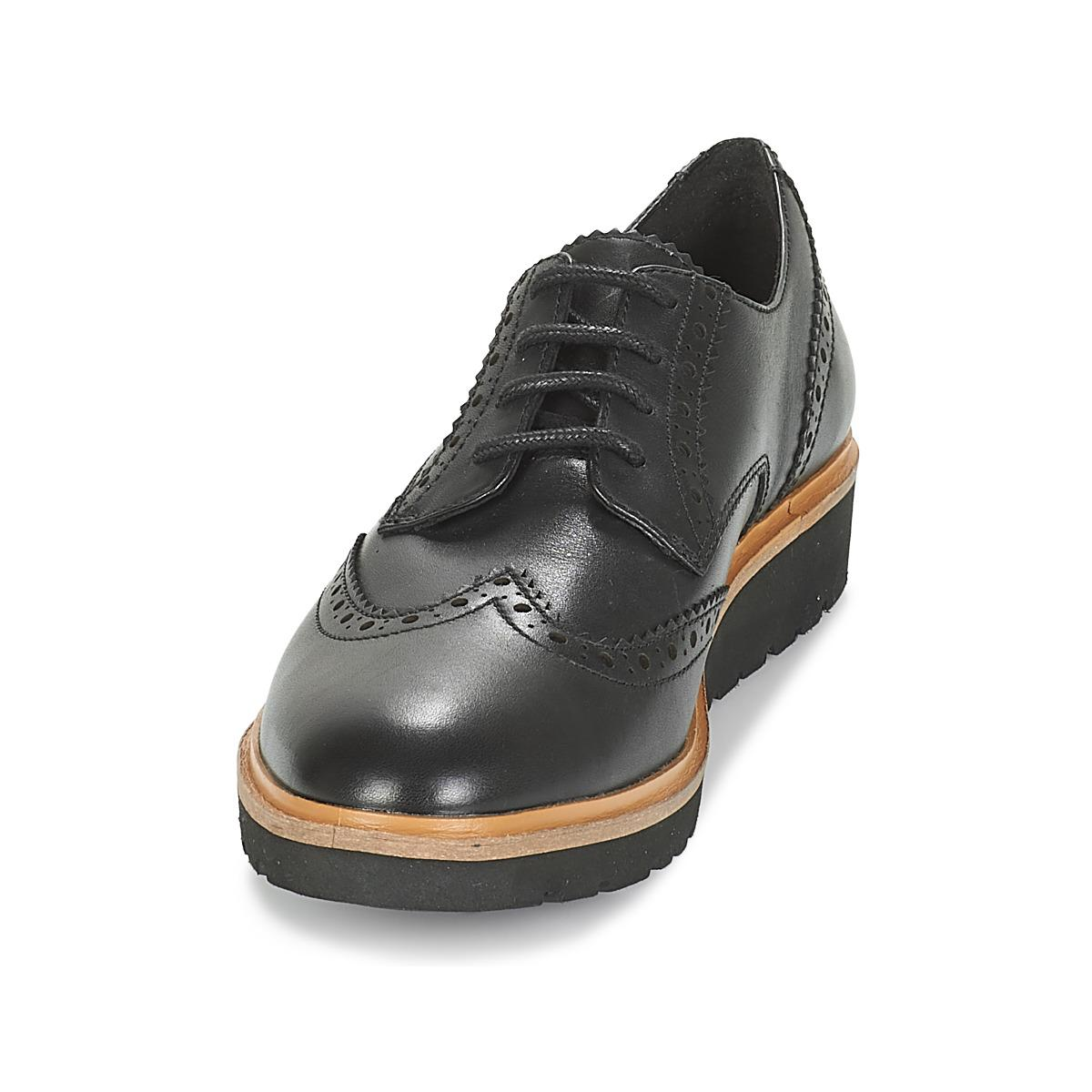 558c62d4368a Timberland Ellis Street Oxford Women s Casual Shoes In Black in ...
