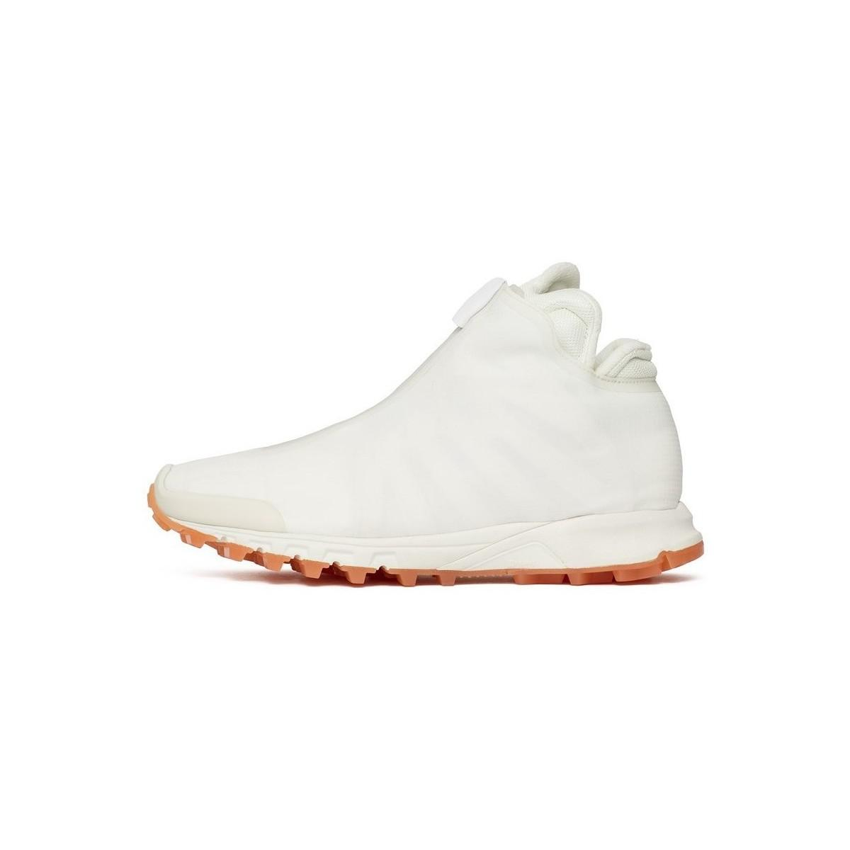 73139d6f0 Reebok X Cottweiler Trail Men s Shoes (high-top Trainers) In White ...