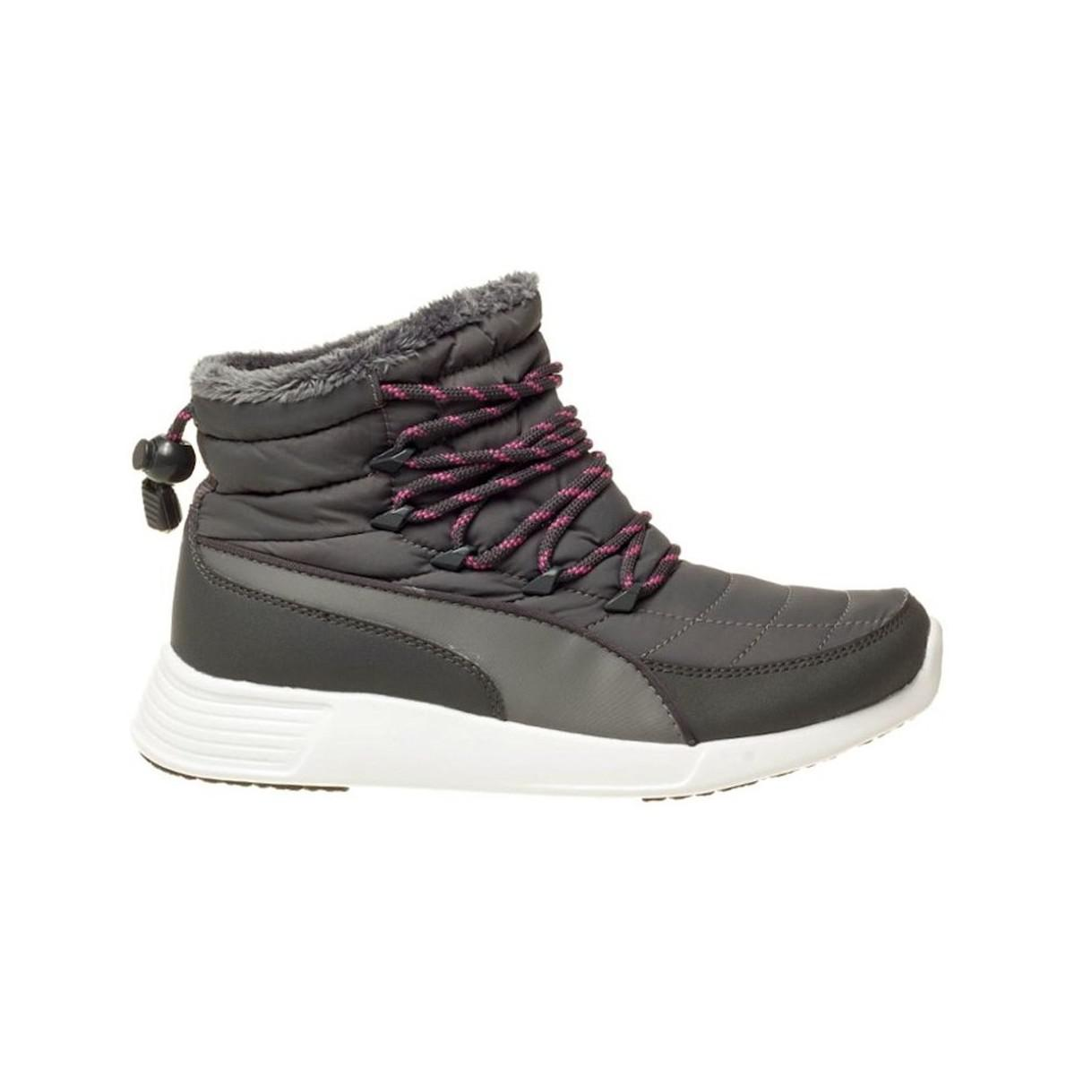 7a27f30e2627ea Lyst - Puma St Winter Boot Wmns Women s Shoes (high-top Trainers) In ...