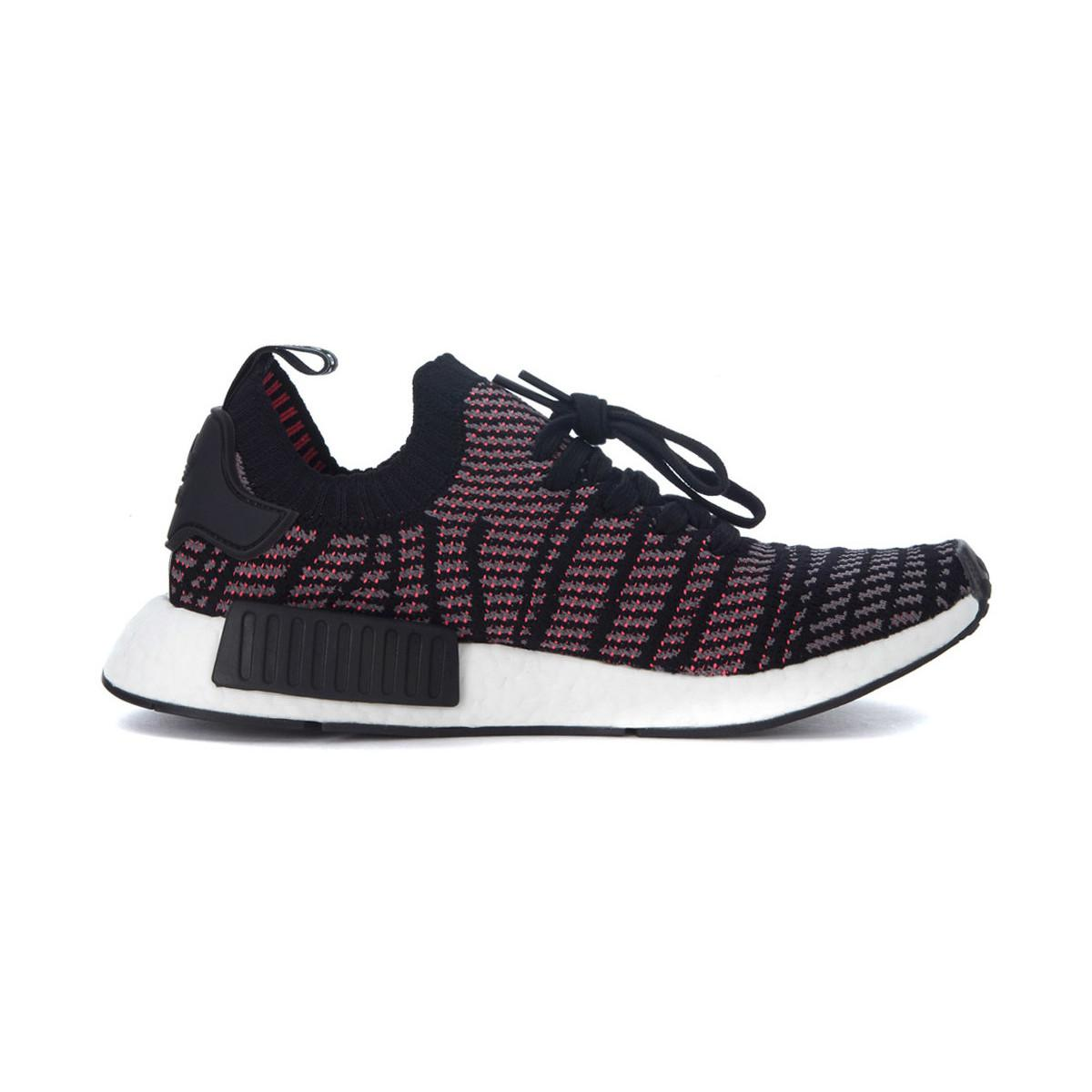 save off d9afa 1dd8c adidas Sneaker Nmd r1 Stlt Nera E Rossa Men s Shoes (trainers) In ...