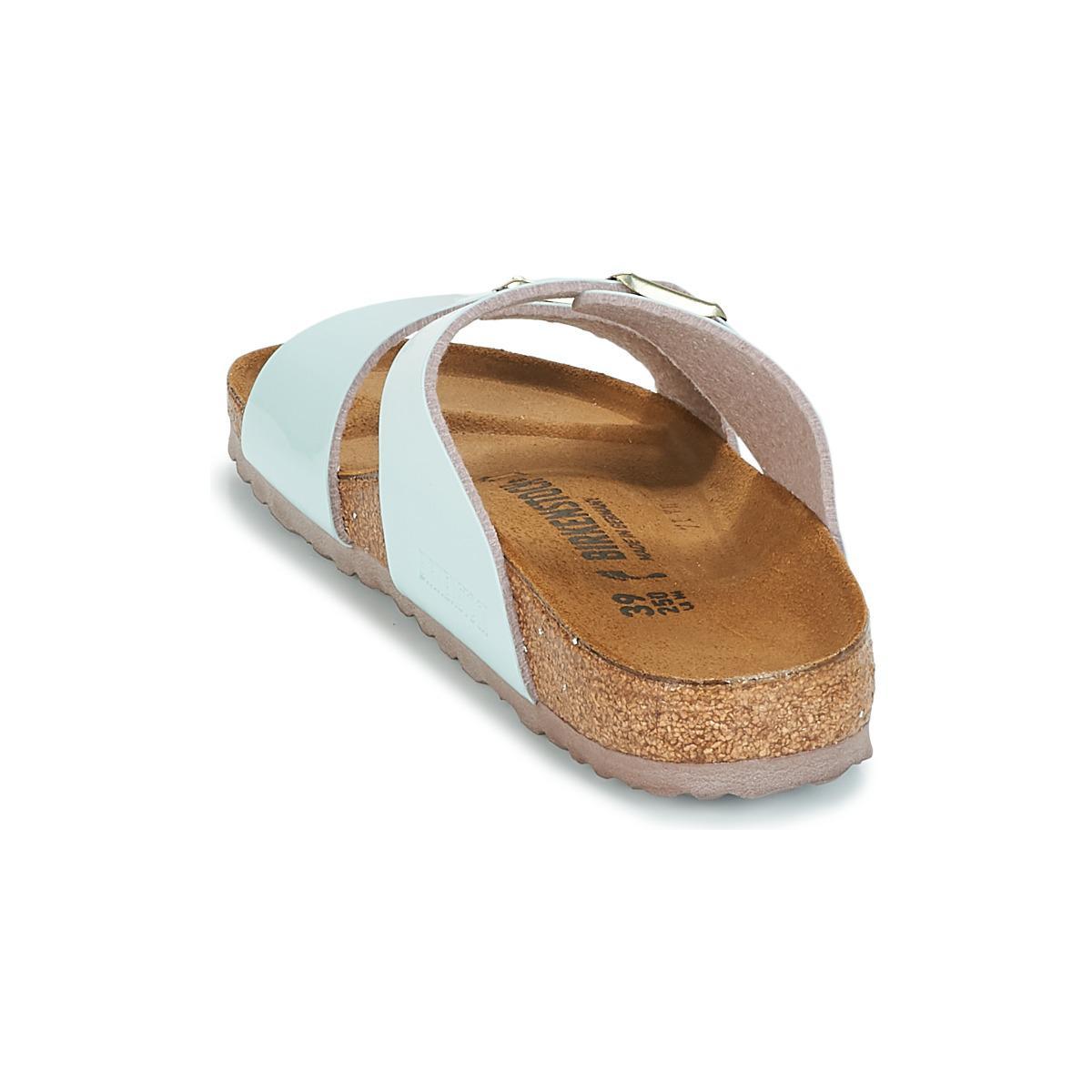 Birkenstock 15Lyst Save Mules Shoes Blue Casual Sydney In JK1Fcl