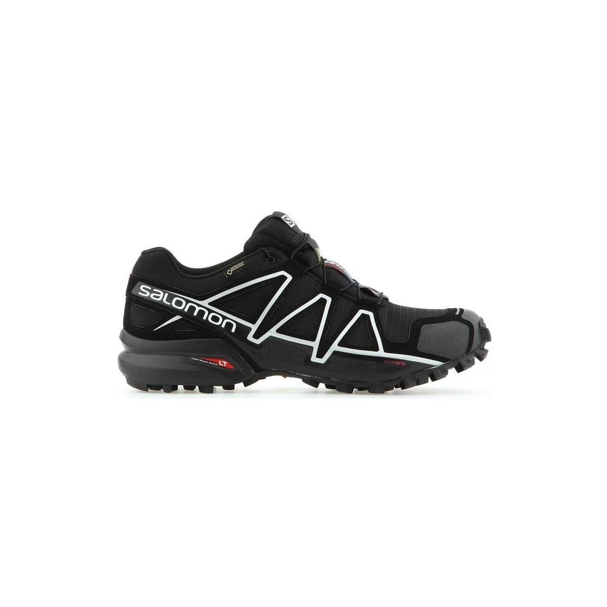 a31b1f35909 Yves Salomon Speedcross 4 Gtx® Running Trainers in Black for Men ...