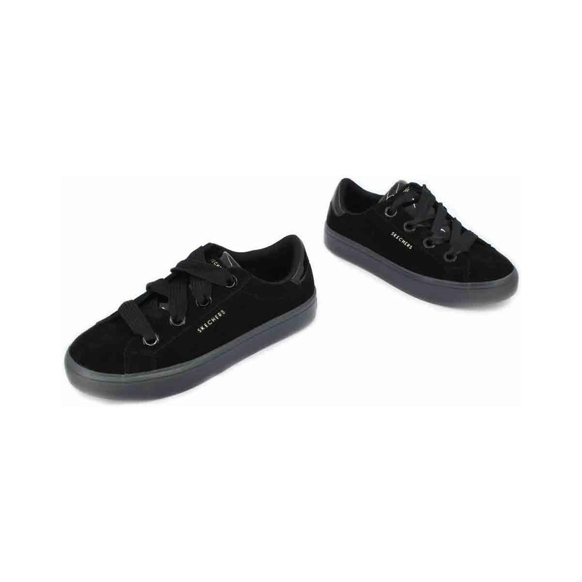 Suede Sneakers Hi 977 Women's Shoes Lites Skechers City EDH29IWY