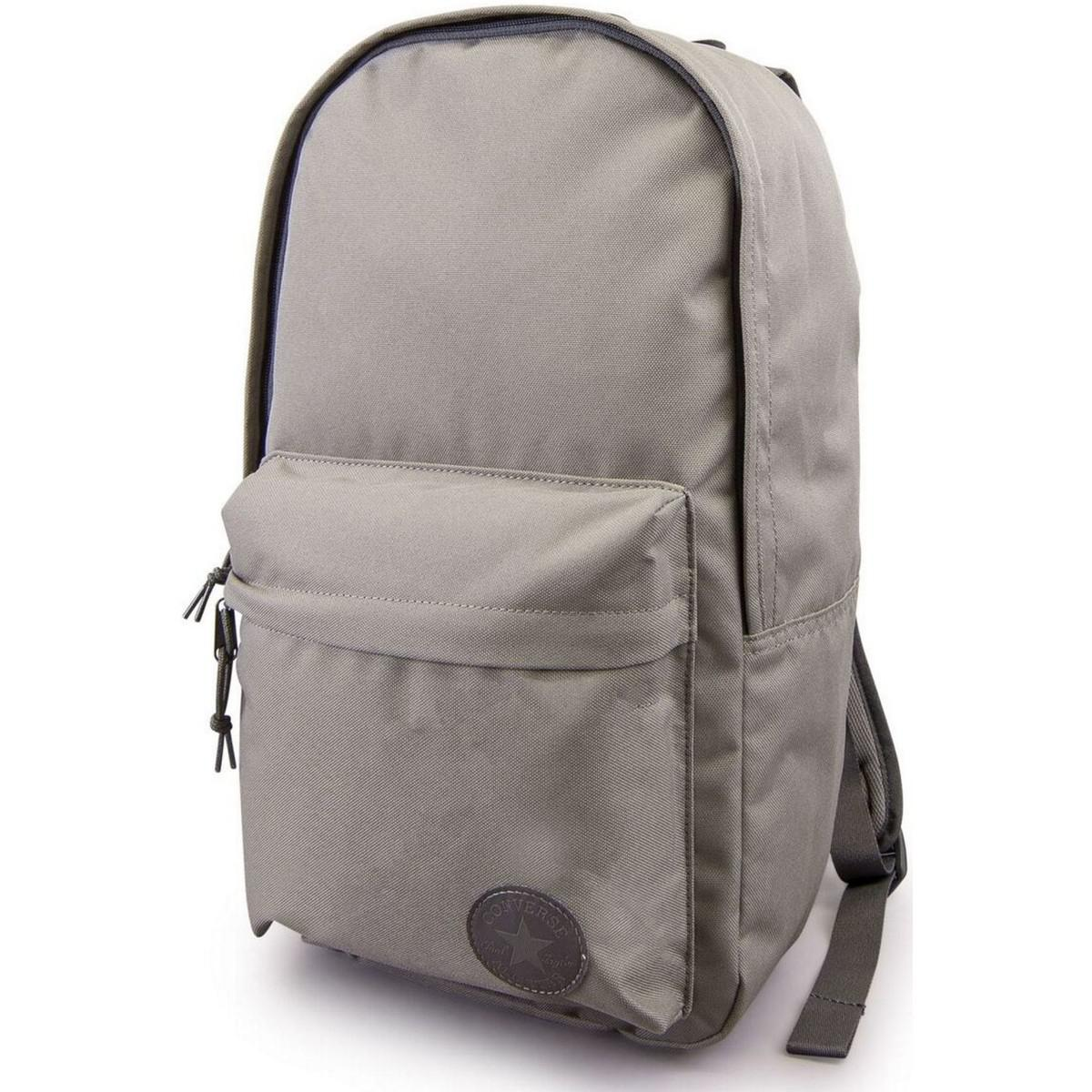 37b0d6b102d7 Converse Edc Poly Backpack - Dark Stucco   River Rock Men s Backpack ...