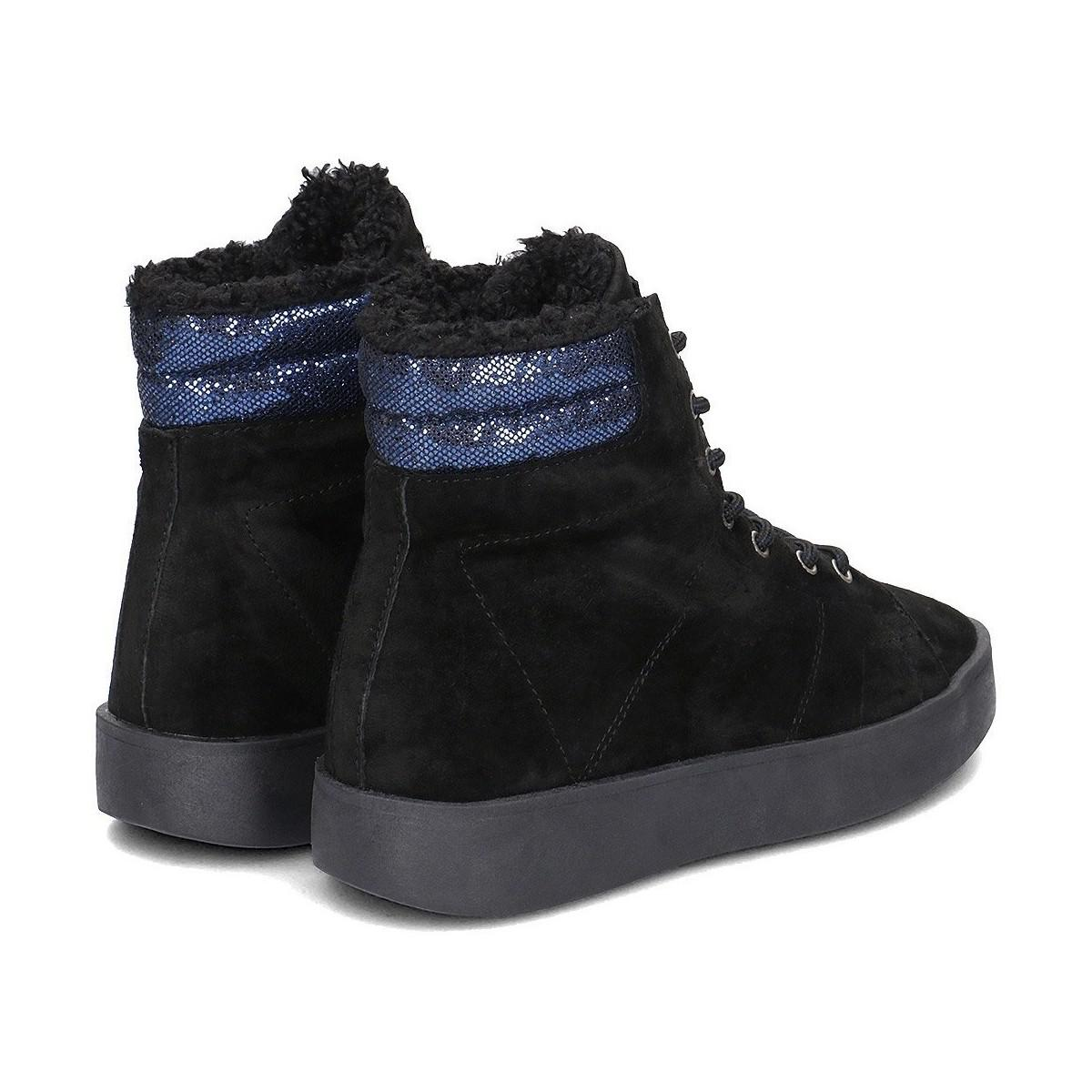 Save In Boots Women's Pepe Jeans in Black Pls30774 Snow Black zUpqC