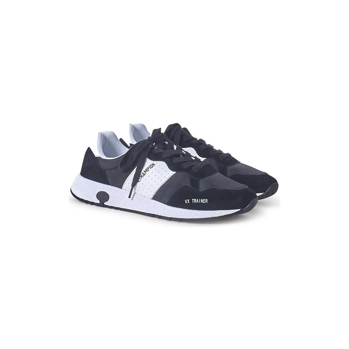 Grey Grey in In Men's Men Men Trainer Cut Low Grey Vx Gray Black for Champion Y70z8tqnn