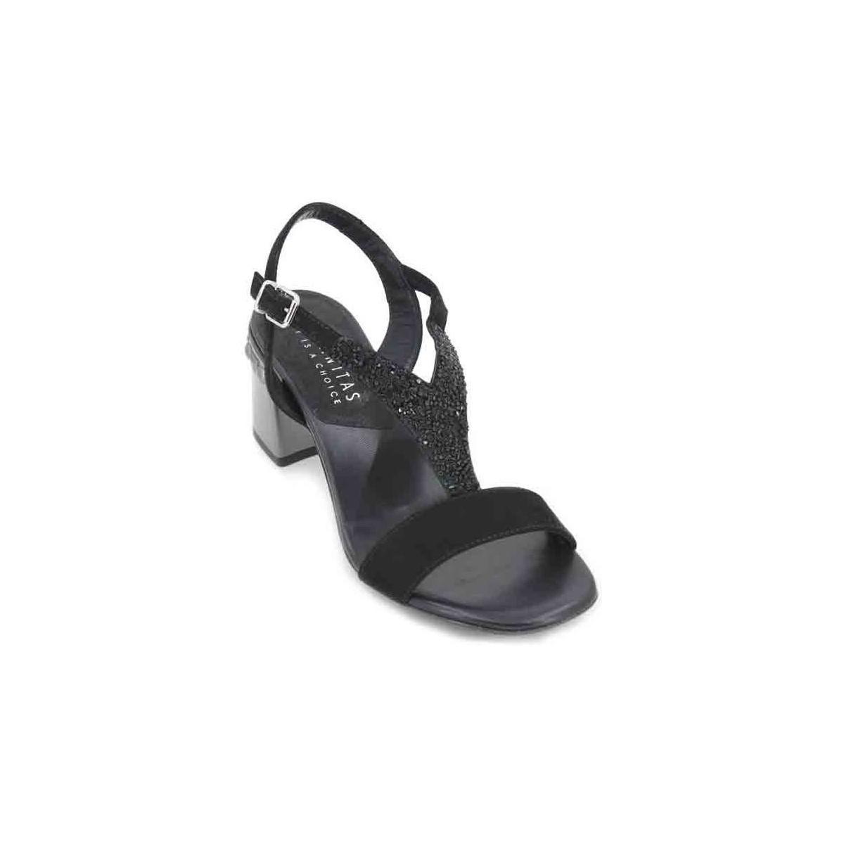 Sandalen Hispanitas - Samoa6p Phv86836 Black ZBgkLTw