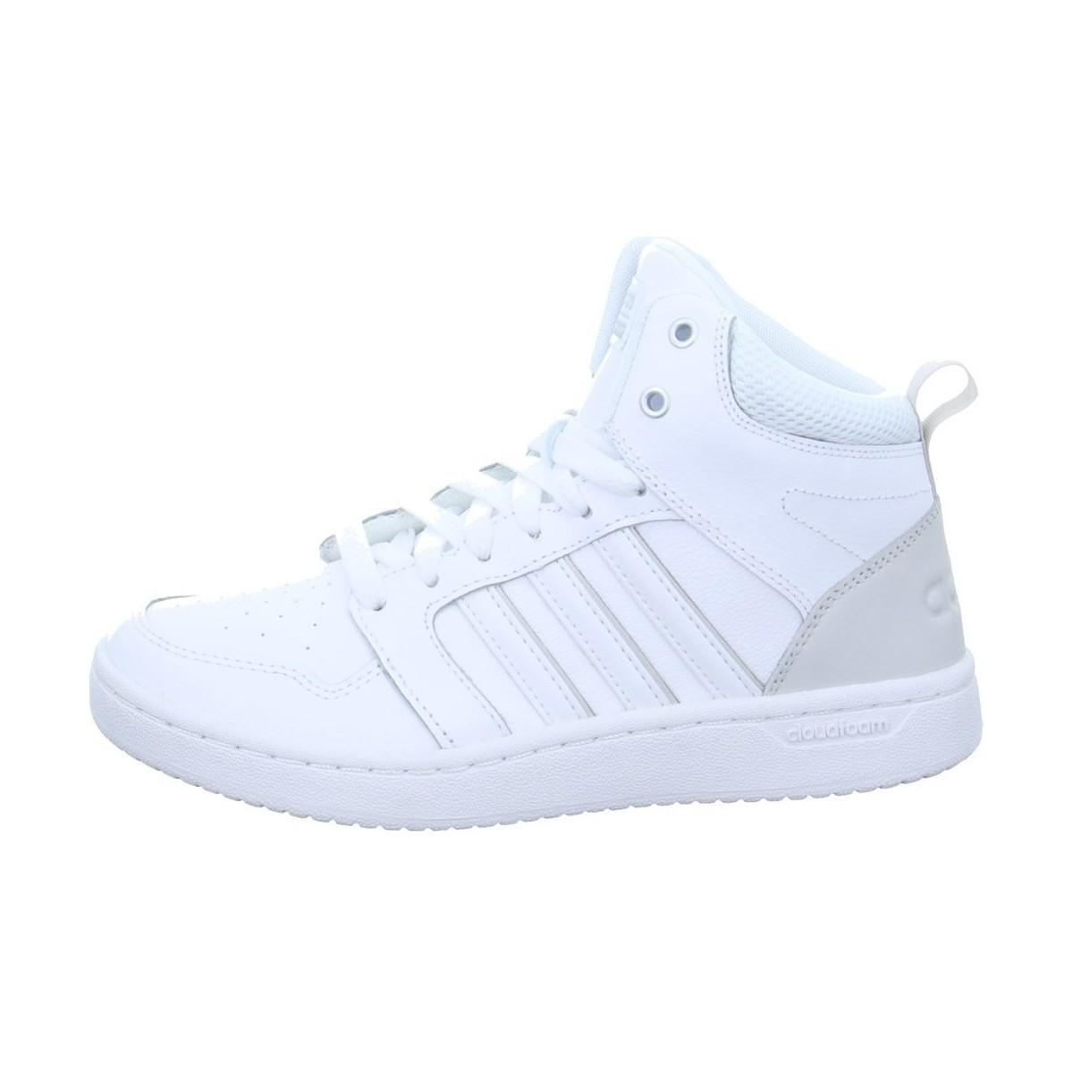 check out 059c6 797b1 Adidas Cf Superhoops Mid W Womens Shoes (high-top Trainers)