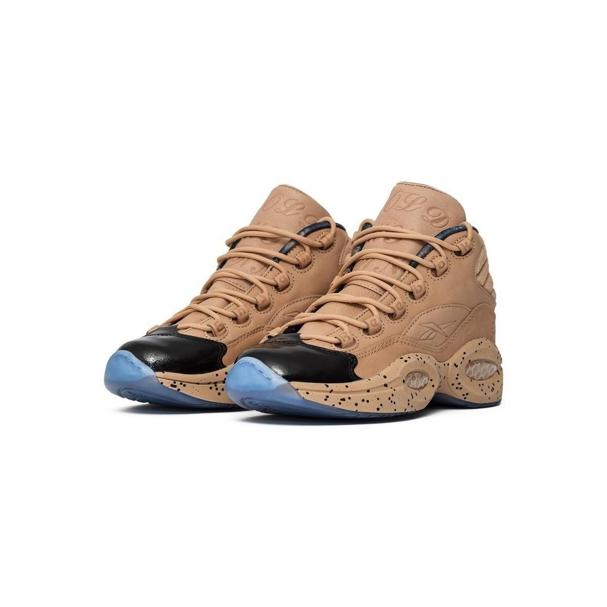 Reebok Question Mid Melody Ehsani women's Shoes (High-top Trainers) in Cheap Cheap Online Clearance Low Shipping Fee Cheap Sale Footlocker lyjaIMs4wO