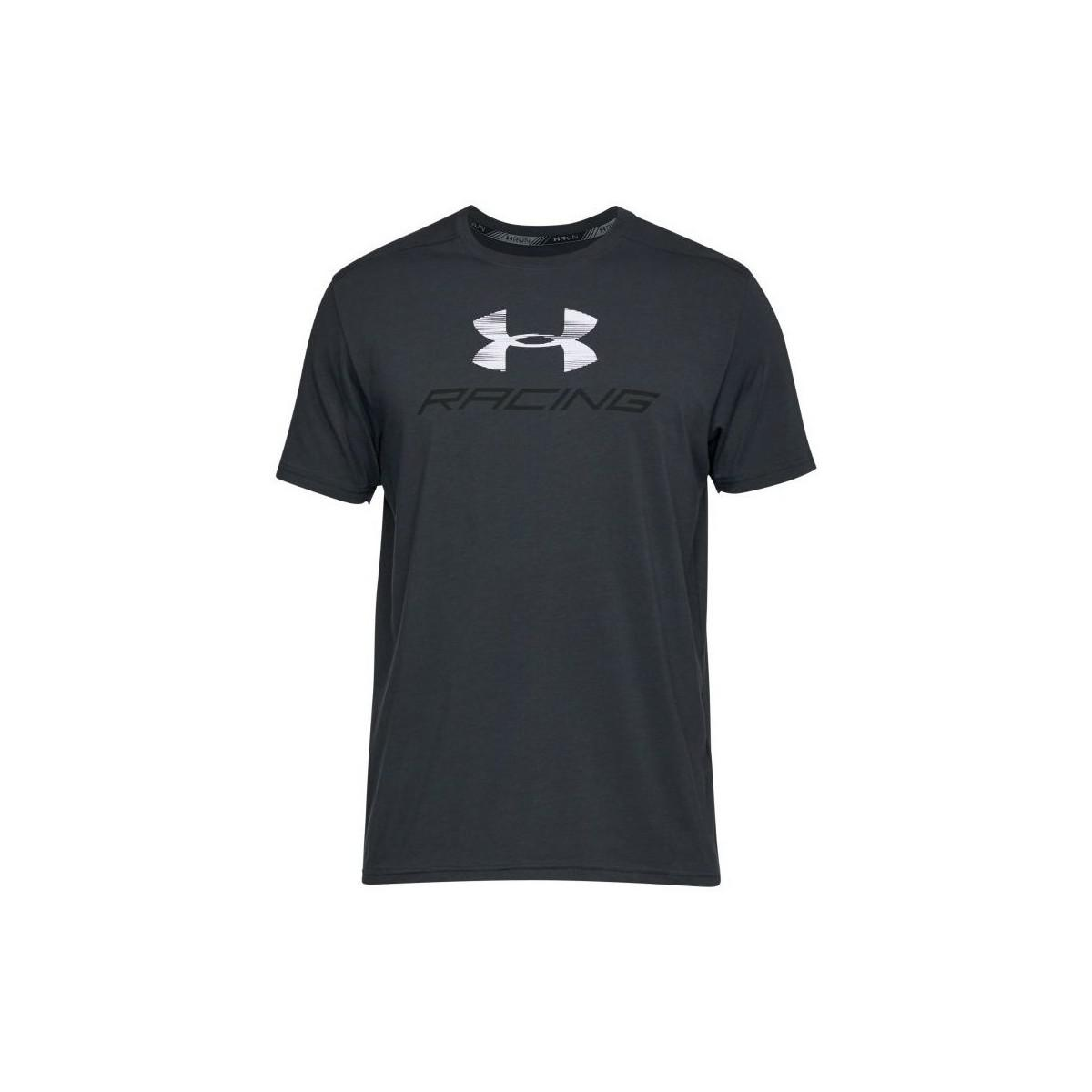 acf4fc5cc93b Under Armour Racing Pack Ss Men's T Shirt In Black in Black for Men ...