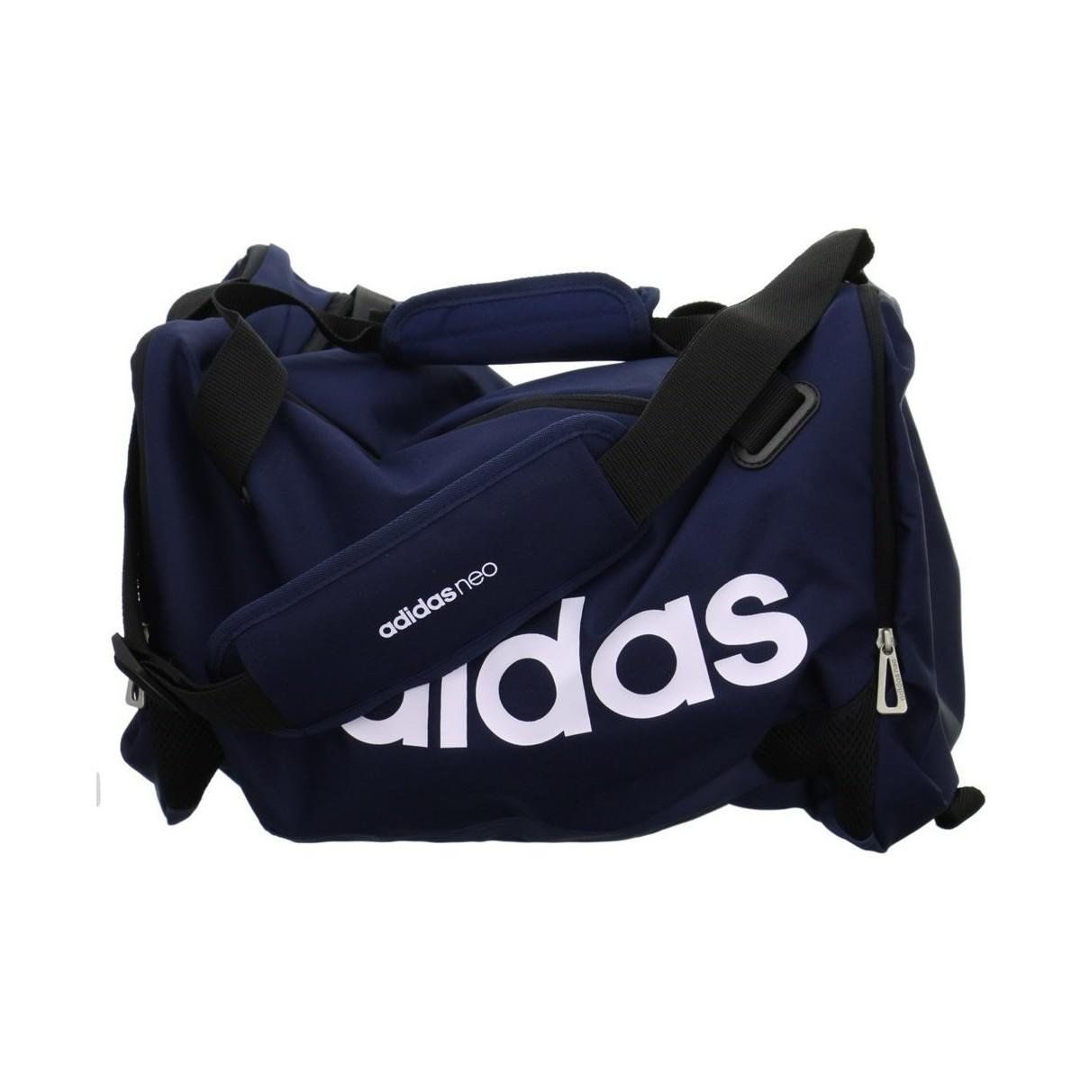 2f80766675cd adidas Daily Gymbag M Women s Sports Bag In Black in Black for Men ...