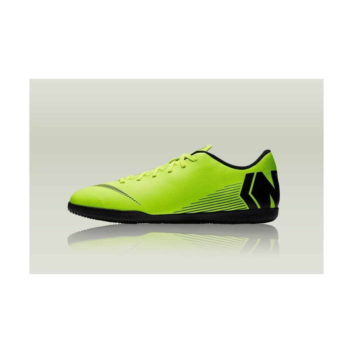 oferować rabaty 100% autentyczności Najnowsza Nike Vapor 12 Club Ic Men's Football Boots In Green in Green ...