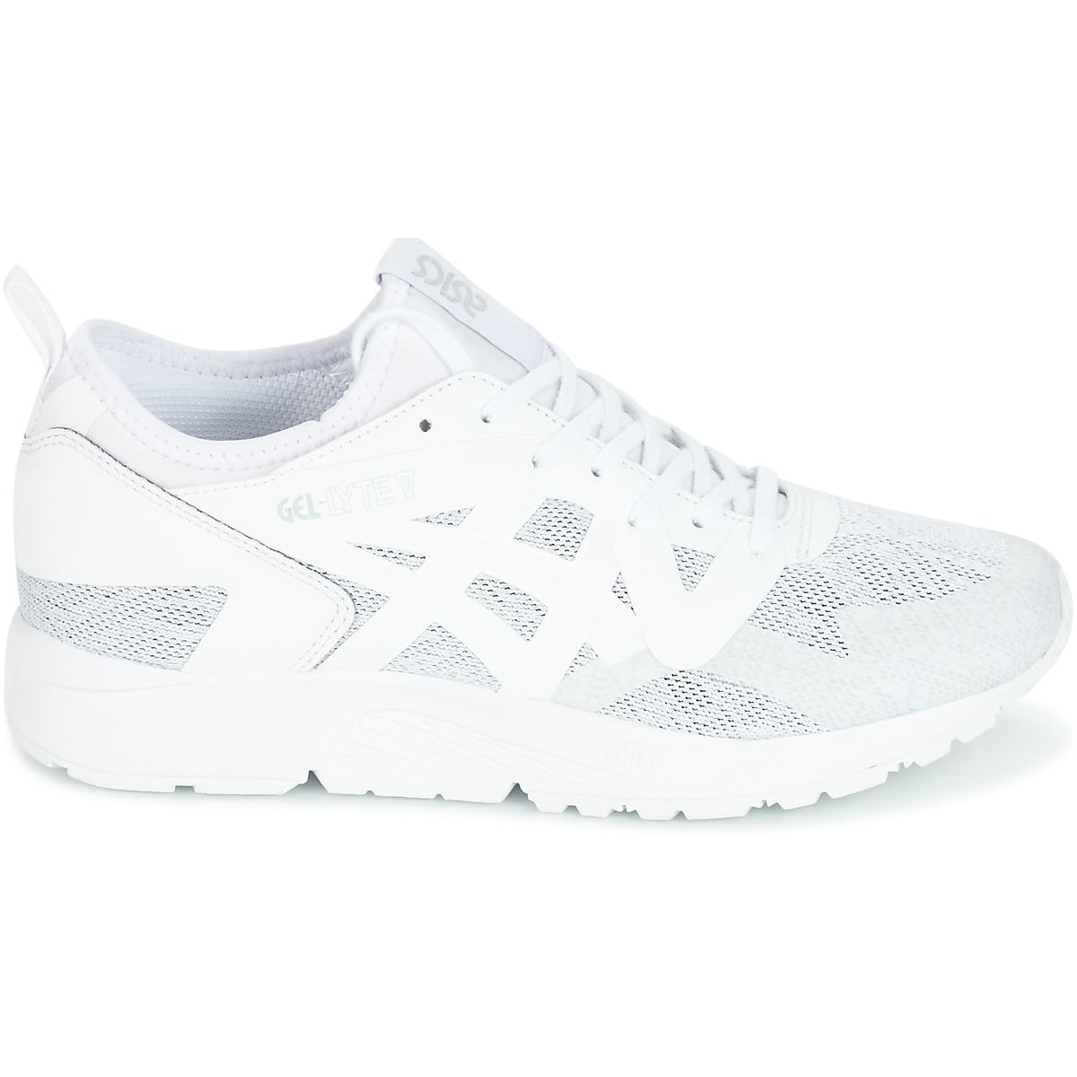 hot sales 78475 6d205 Asics Gel-lyte V Ns Men's Shoes (trainers) In White in White ...