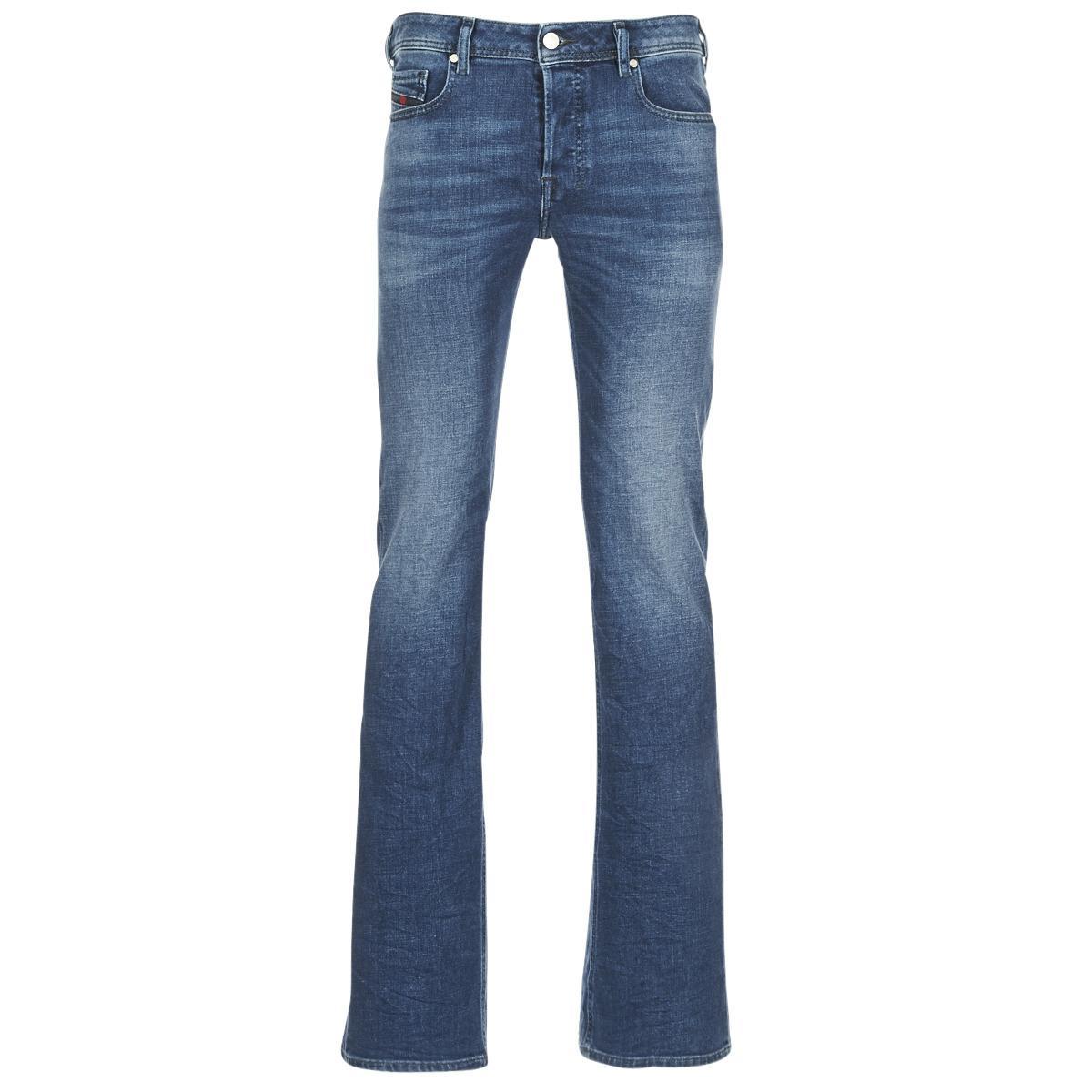 7e62b768 DIESEL Zatiny Bootcut Jeans in Blue for Men - Lyst