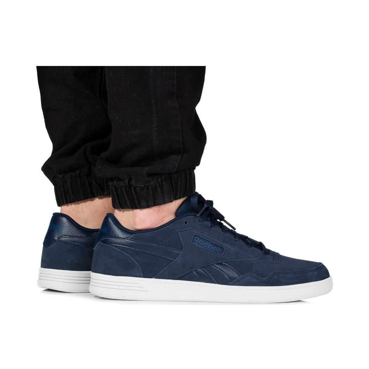 a7235362210f3 Reebok - Blue Royal Techque T Lx Men s Shoes (trainers) In Multicolour for  Men