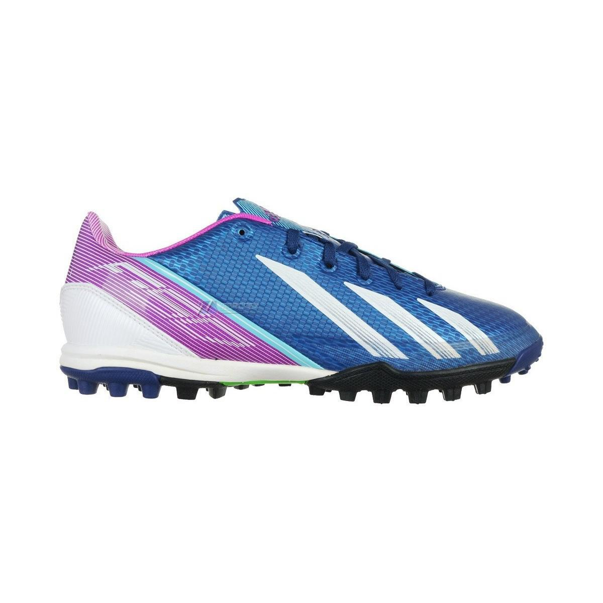 ... promo code for adidas f30 trx tf f50 mens football boots in blue in  blue for 3102211815511