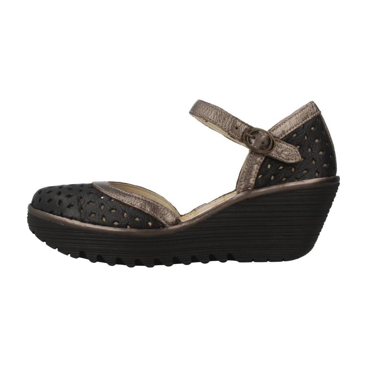 f794f2e151 Fly London P501029007 Women's Shoes (pumps / Ballerinas) In Black in ...
