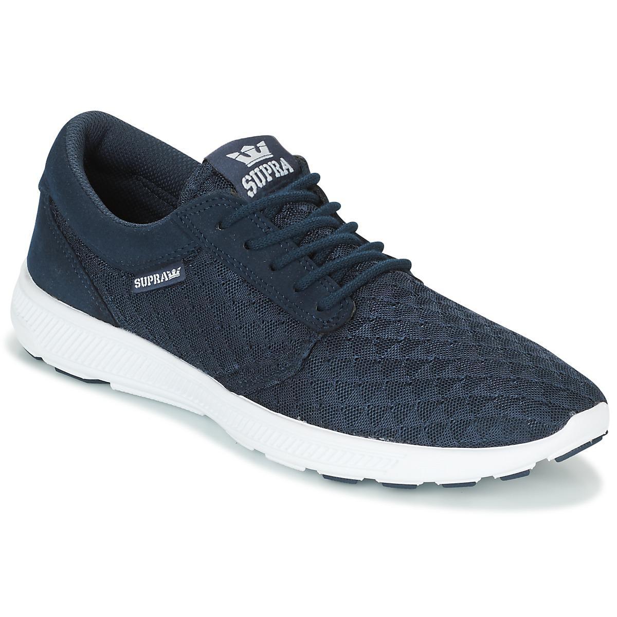 03a26fde8a1b Supra - Blue Hammer Run Shoes (trainers) - Lyst. View fullscreen