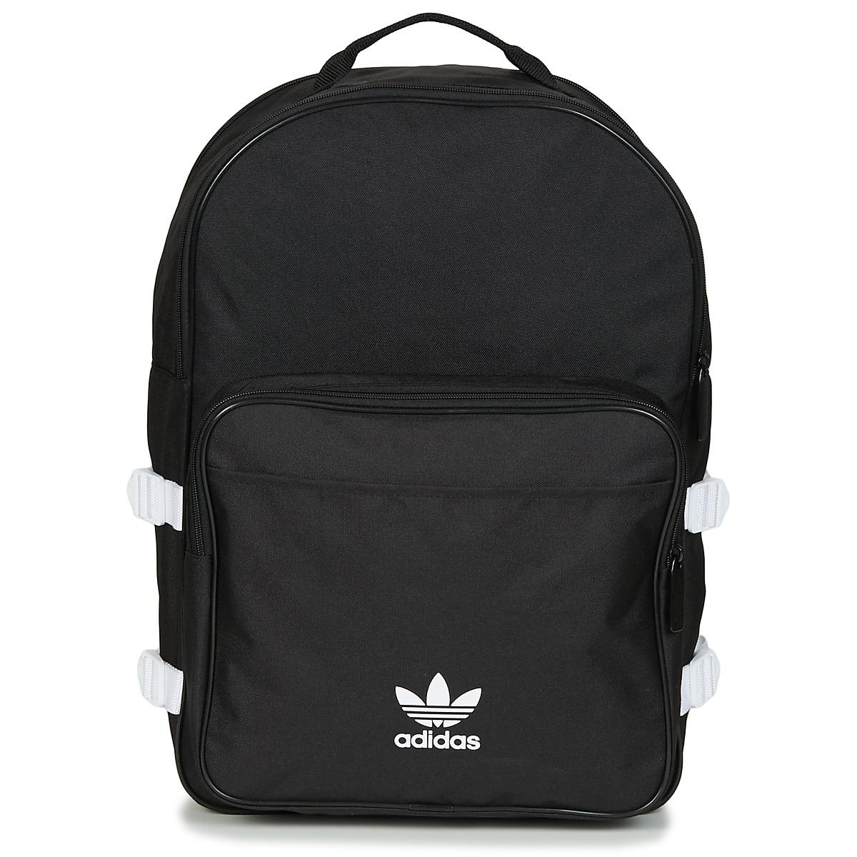 Adidas - Bp Essential Women s Backpack In Black for Men - Lyst. View  fullscreen aec8c9675999f