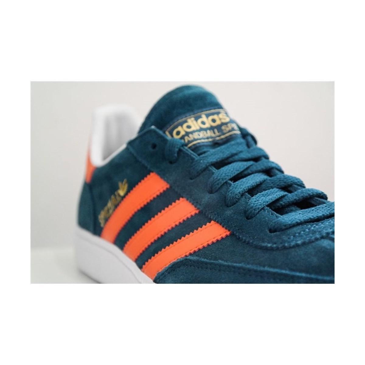 new arrival 2622f 7bc21 Adidas Originals Spezial Mineral Super Orange Men s Shoes (trainers ...