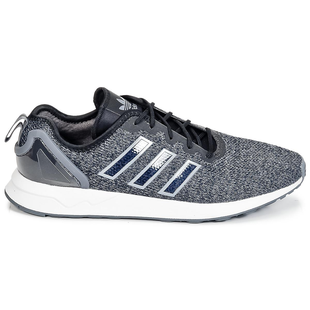 9c6370efa Adidas - Gray Zx Flux Adv Men s Shoes (trainers) In Grey for Men -. View  fullscreen