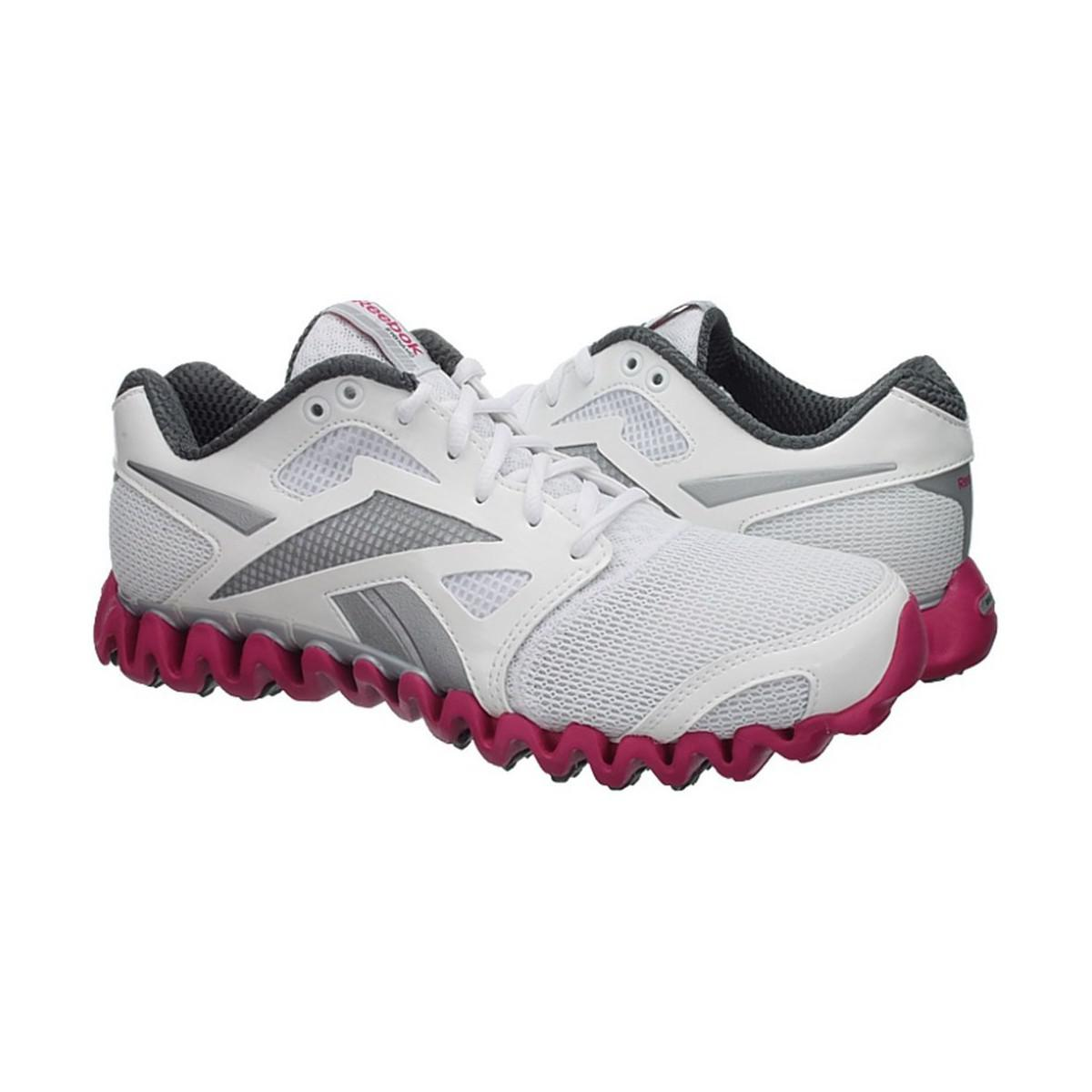 9238f698620 Reebok Zignano Fly 2 W Women s Running Trainers In White in White - Lyst