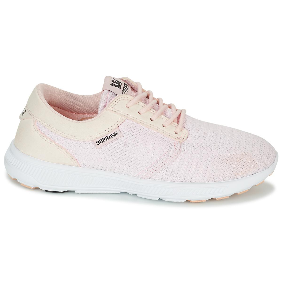 trainers Hammer Supra Lyst Pink Run Women's Womens Shoes In RXwnqSHwx