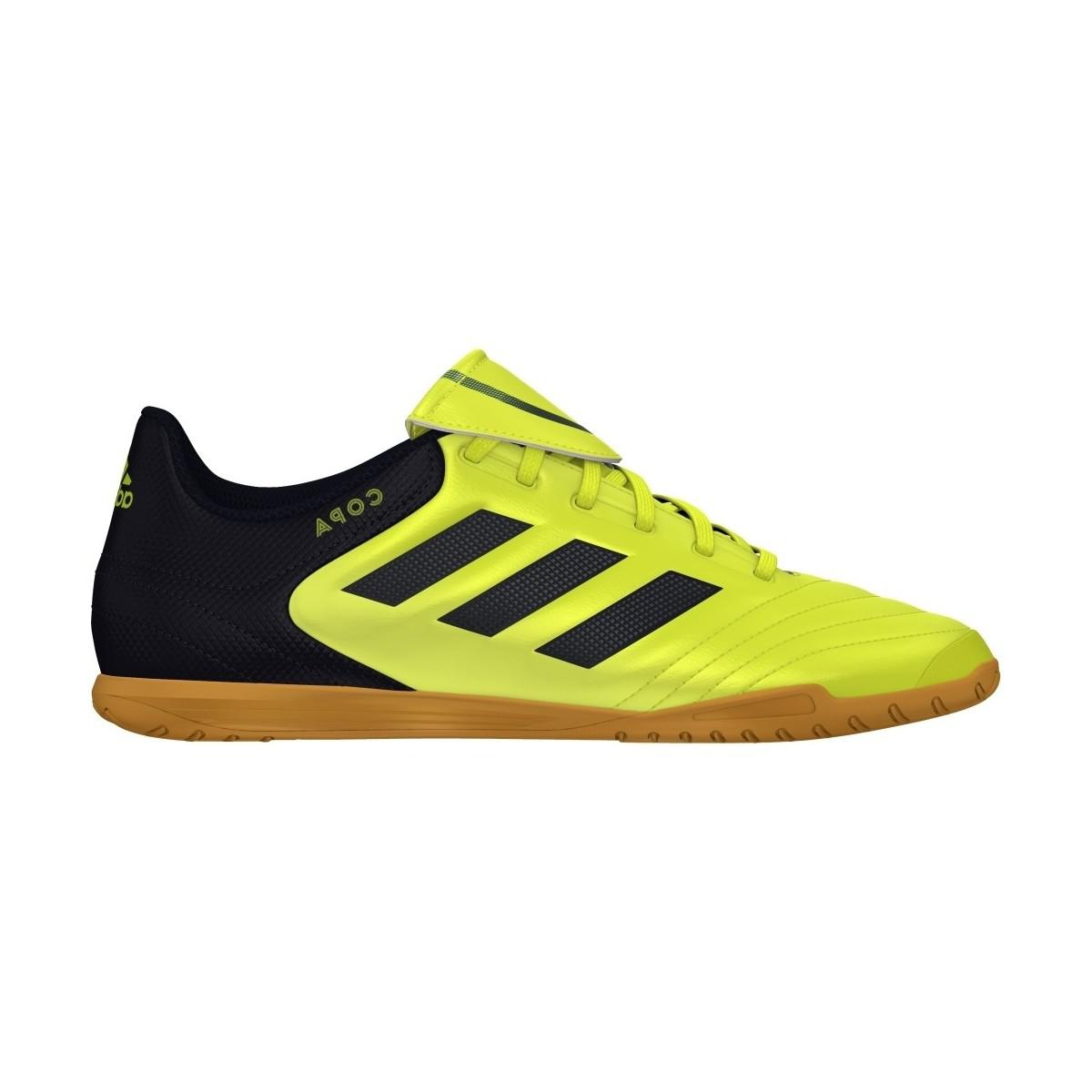 reputable site 071d1 6563d Adidas Copa 17.4 In Mens Football Boots In Yellow in Yellow