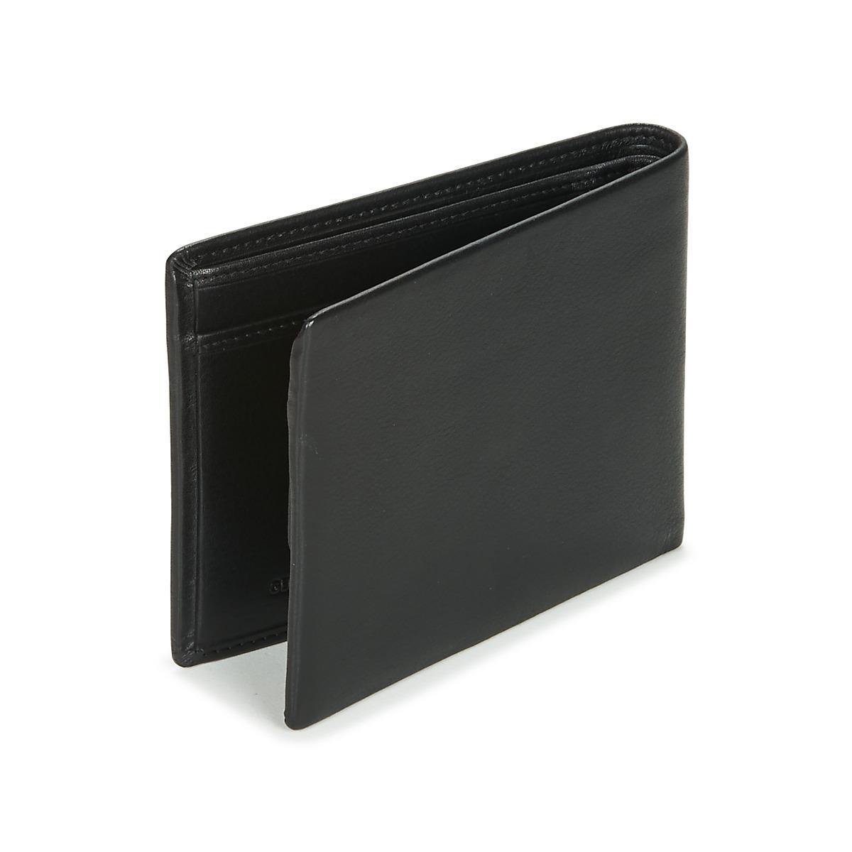 Guess New Boston Billfold W coin Pocket Men s Purse Wallet In Black ... 9066def442