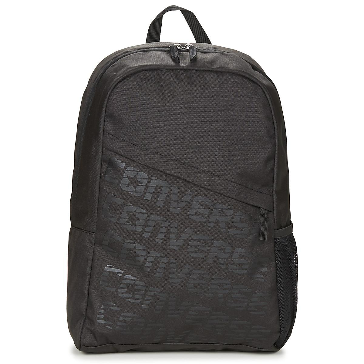 c903f844eb3 Converse Speed Backpack Women s Backpack In Black in Black - Lyst