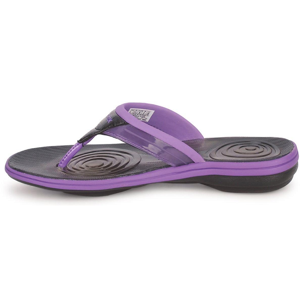 77302204b8df5c Reebok - Easytone Plus Flip Women s Flip Flops   Sandals (shoes) In Purple  -. View fullscreen