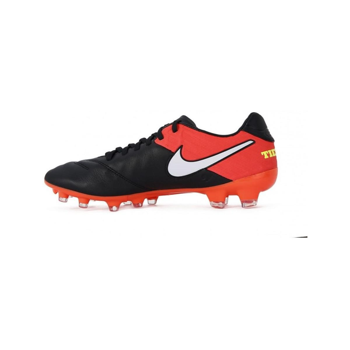 Nike - Tiempo Legacy Ii Fg Men s Football Boots In Black for Men - Lyst.  View fullscreen bf3649165d24e