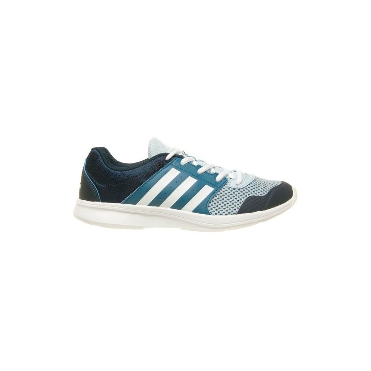 finest selection 0c495 0ca8e adidas Essential Fun Ii W Womens Shoes (trainers) In Multico